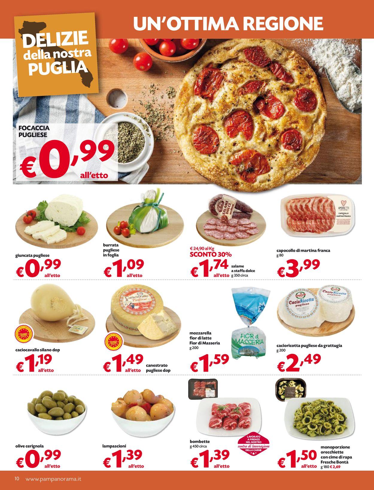 Volantino Pam Panorama - Offerte 20/05-02/06/2021 (Pagina 10)