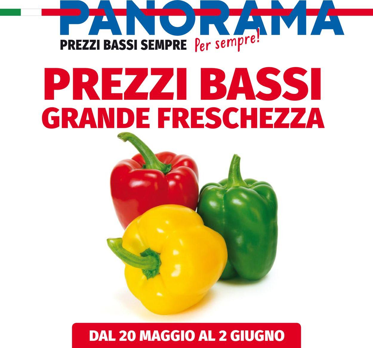 Volantino Pam Panorama - Offerte 20/05-02/06/2021