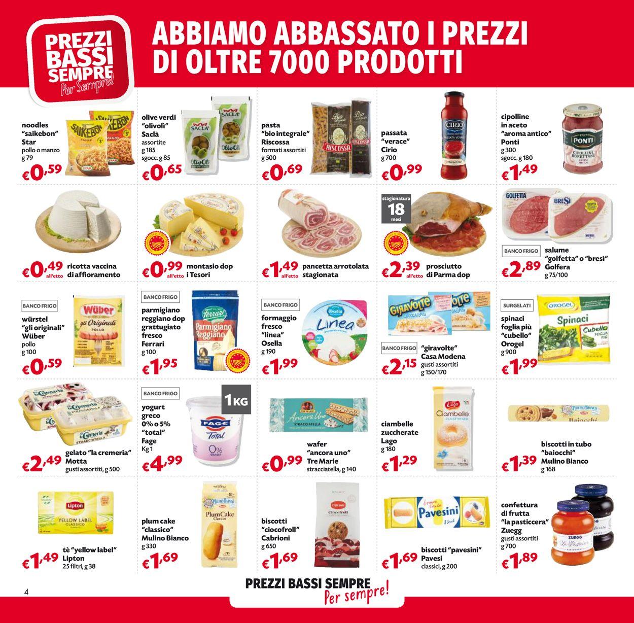 Volantino Pam Panorama - Offerte 20/05-02/06/2021 (Pagina 4)