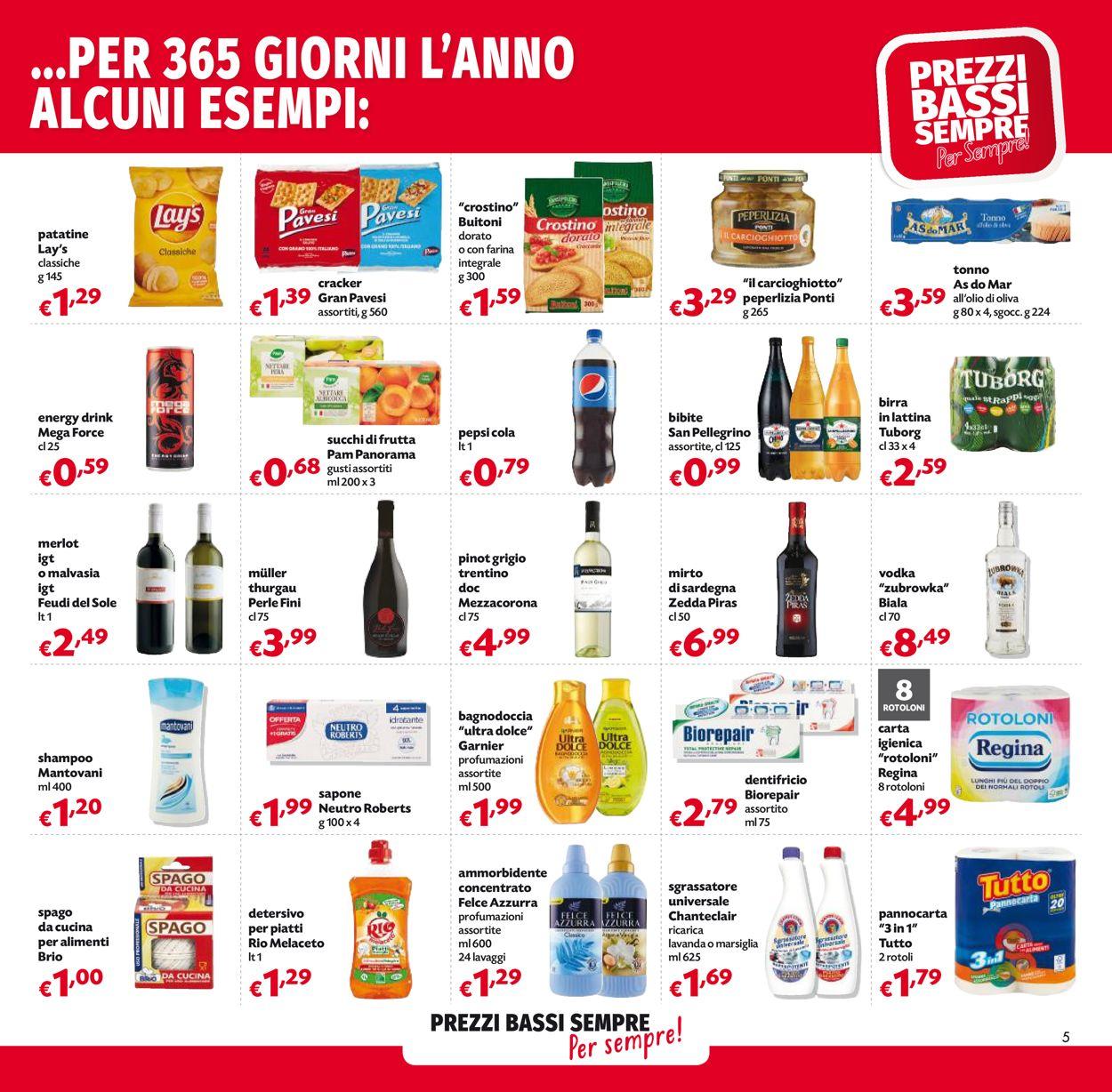 Volantino Pam Panorama - Offerte 20/05-02/06/2021 (Pagina 5)