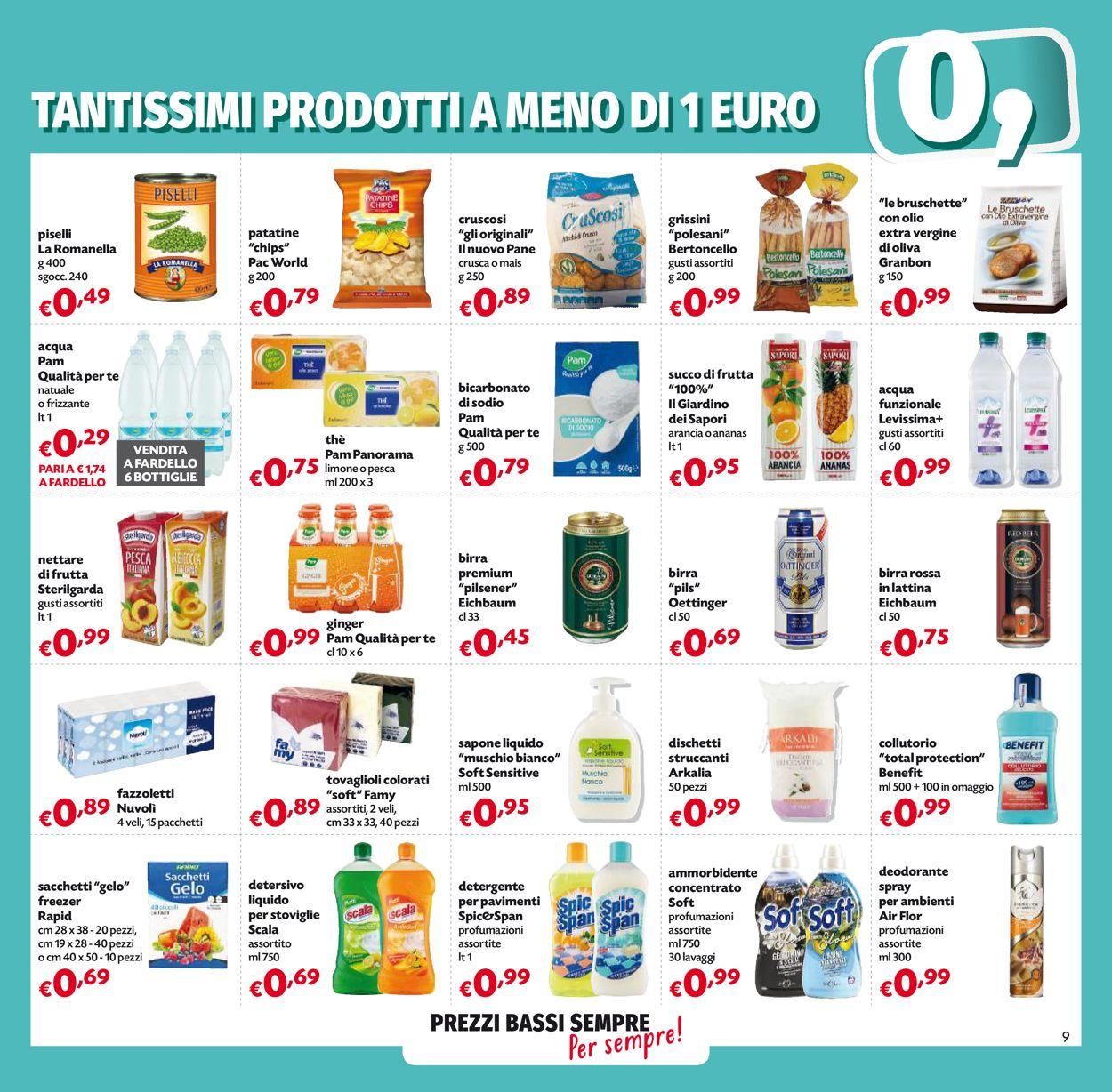 Volantino Pam Panorama - Offerte 20/05-02/06/2021 (Pagina 9)