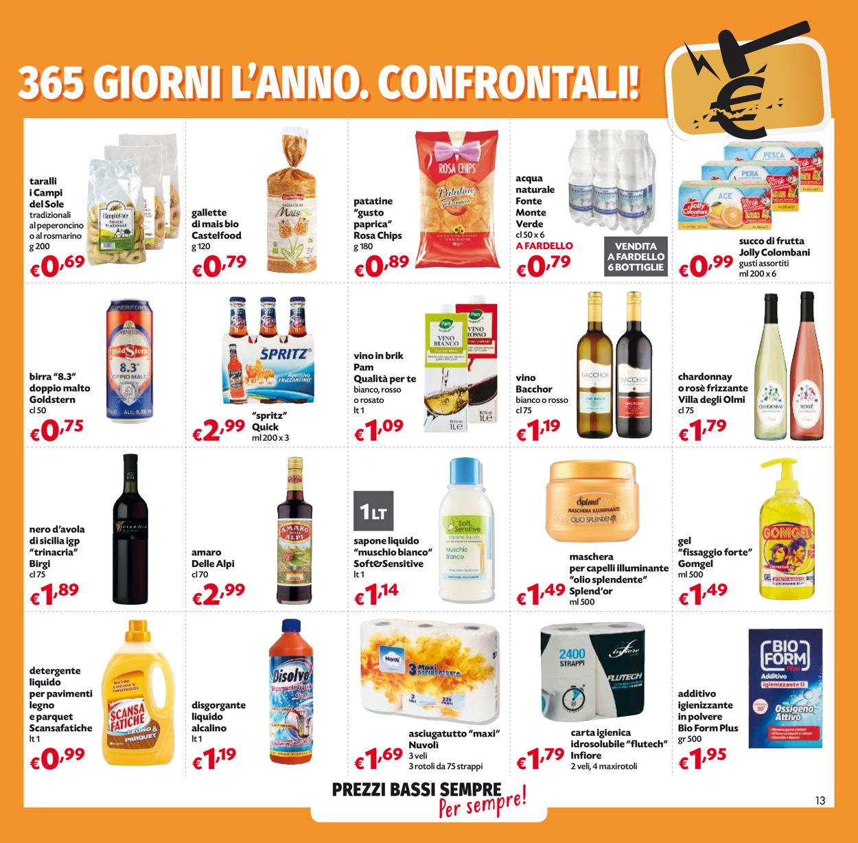 Volantino Pam Panorama - Offerte 20/05-02/06/2021 (Pagina 13)
