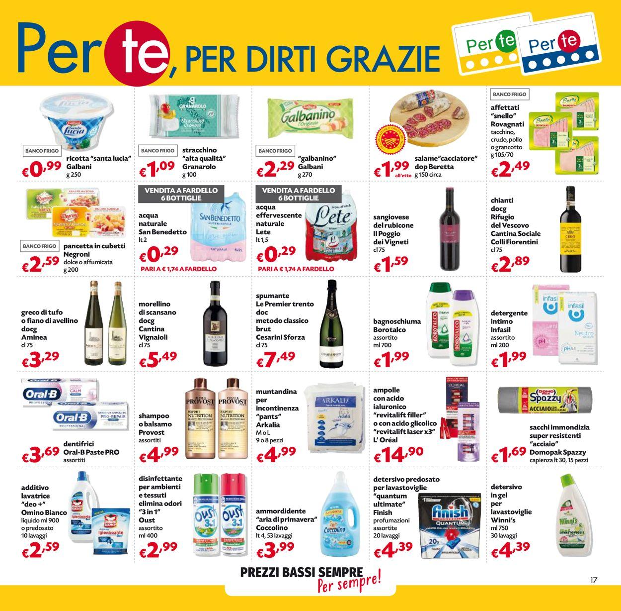 Volantino Pam Panorama - Offerte 20/05-02/06/2021 (Pagina 17)