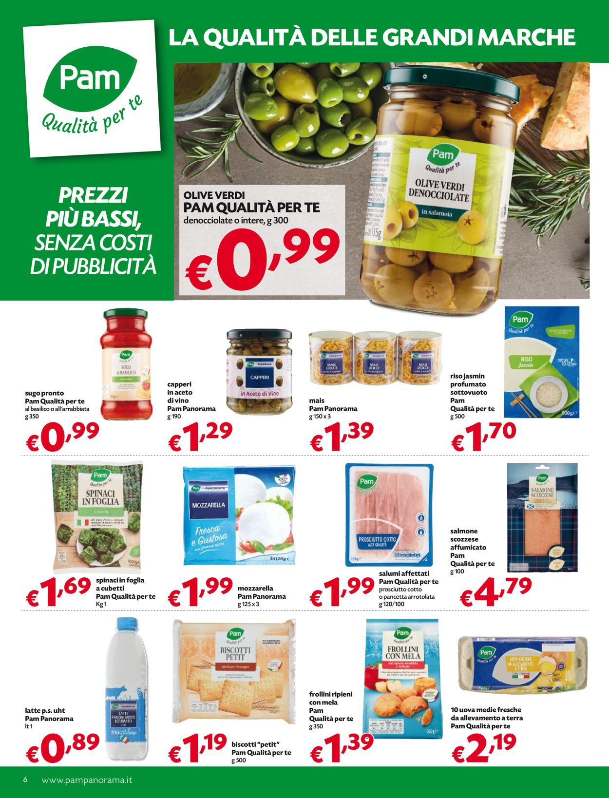 Volantino Pam Panorama - Offerte 03/06-16/06/2021 (Pagina 6)