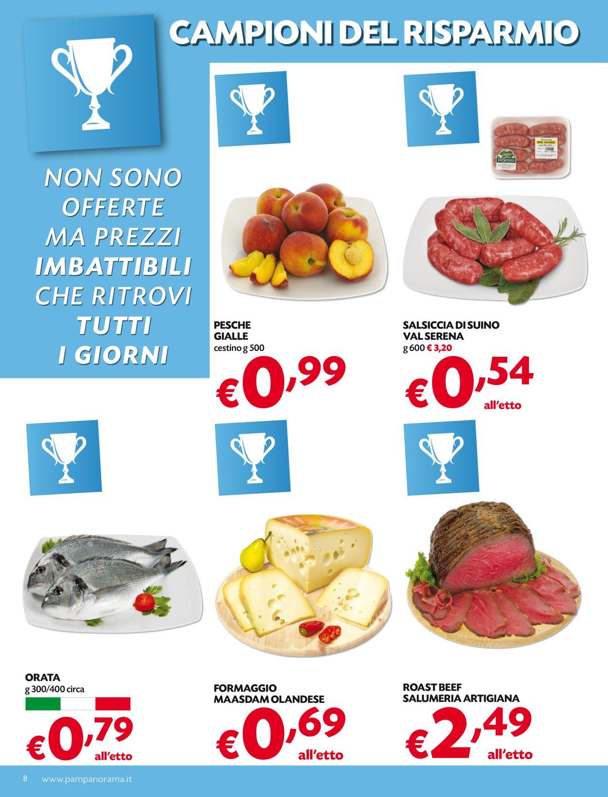 Volantino Pam Panorama - Offerte 03/06-16/06/2021 (Pagina 8)
