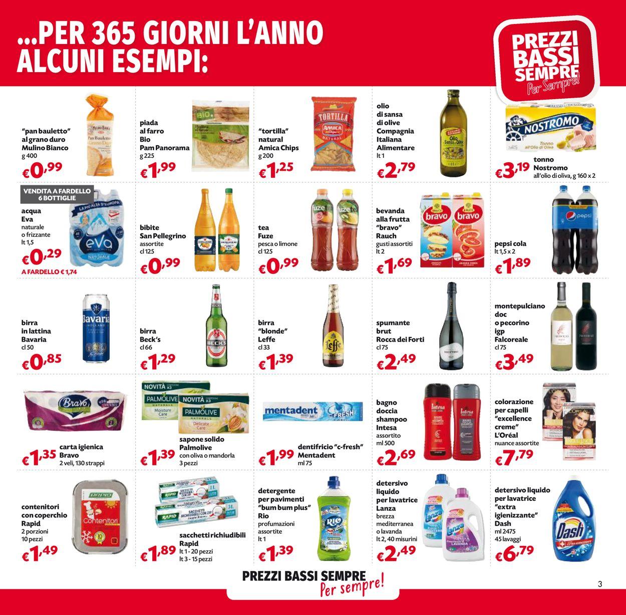 Volantino Pam Panorama - Offerte 03/06-16/06/2021 (Pagina 3)