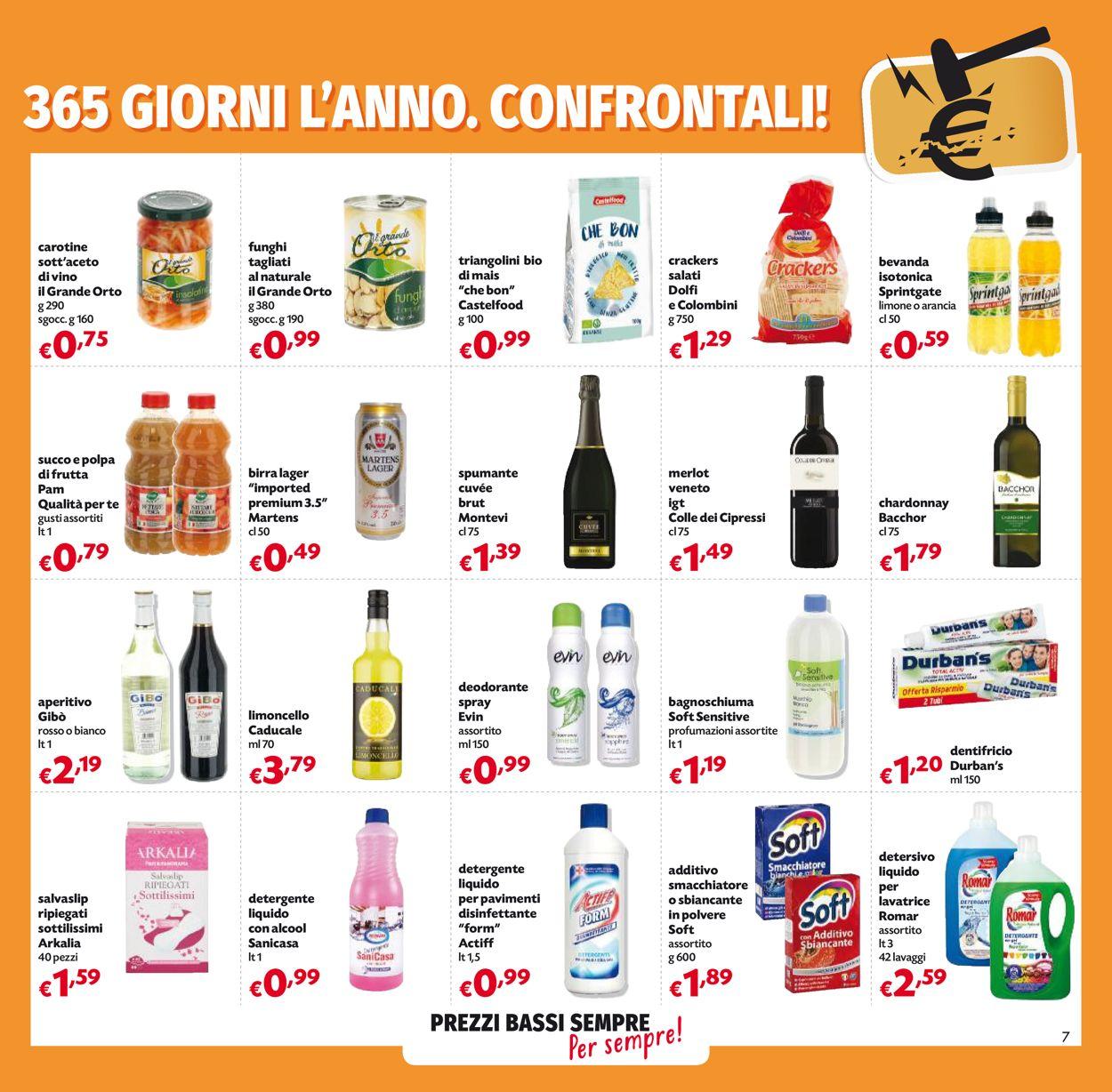 Volantino Pam Panorama - Offerte 03/06-16/06/2021 (Pagina 7)