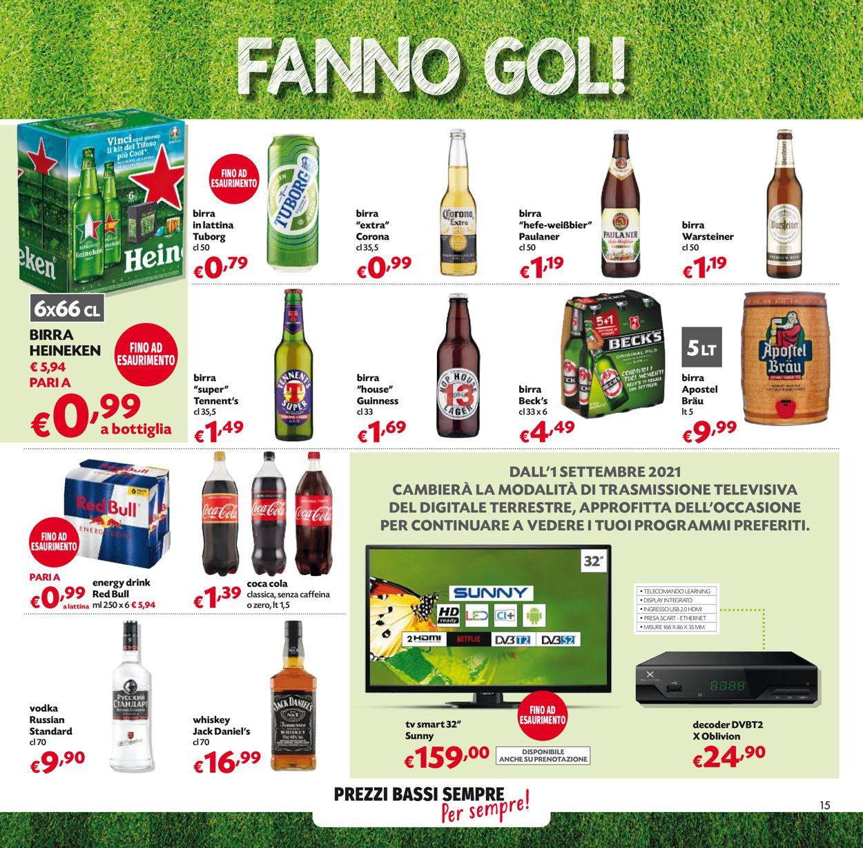 Volantino Pam Panorama - Offerte 03/06-16/06/2021 (Pagina 15)
