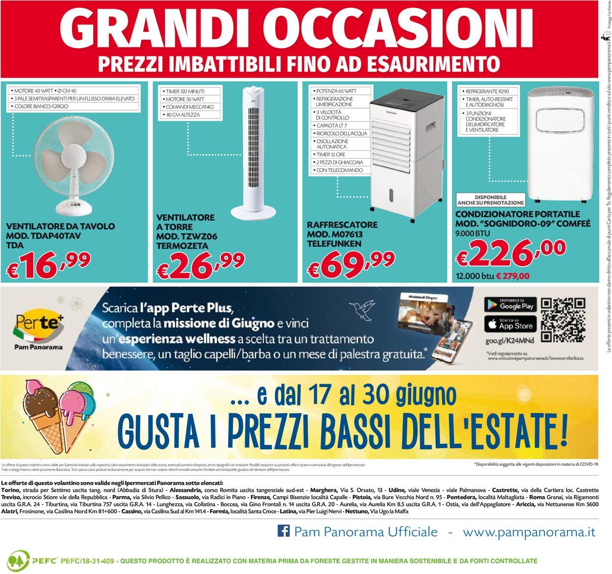 Volantino Pam Panorama - Offerte 03/06-16/06/2021 (Pagina 16)