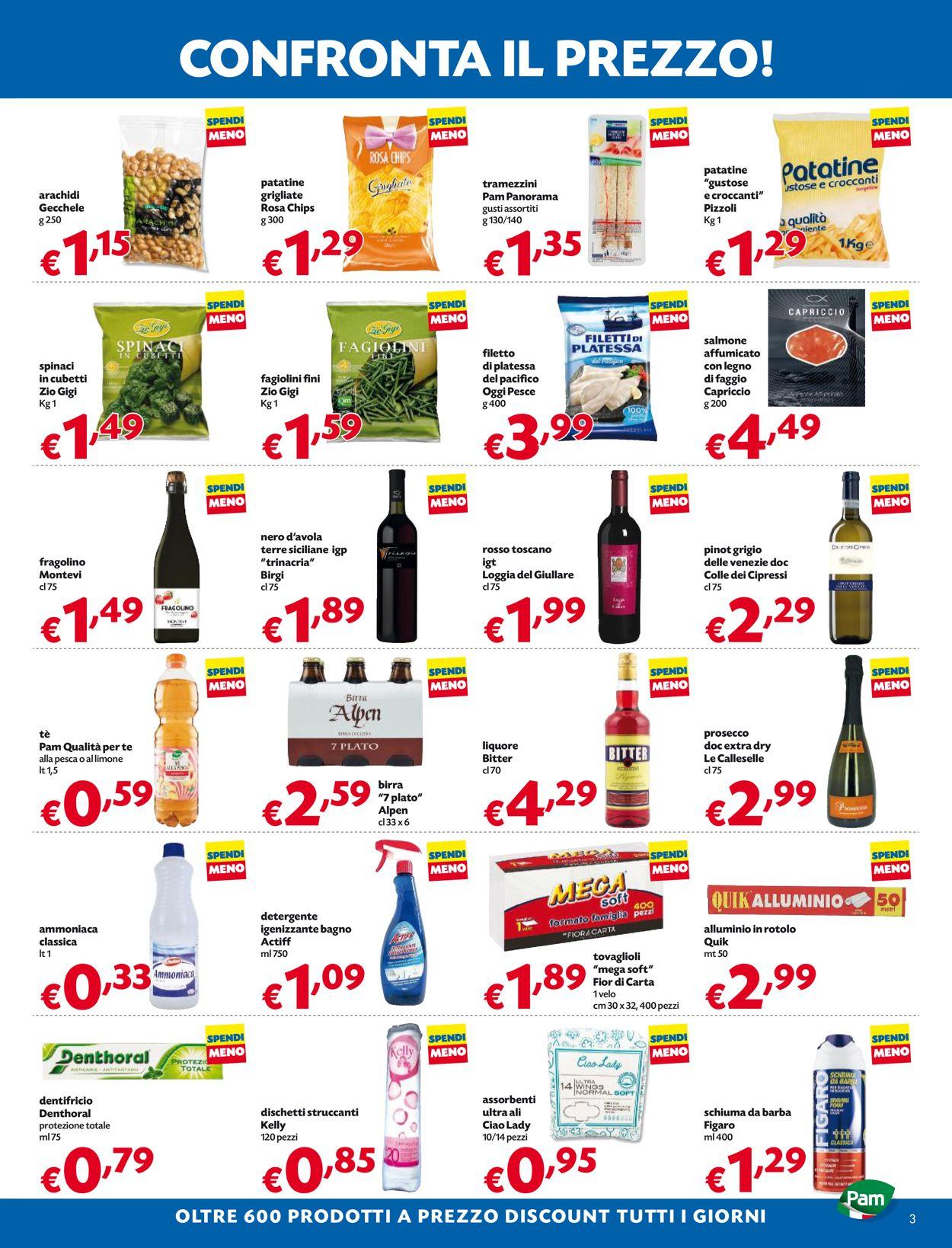 Volantino Pam Panorama - Offerte 17/06-30/06/2021 (Pagina 3)