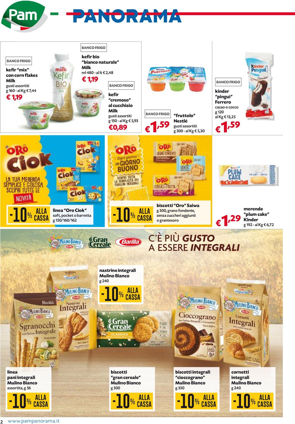 Volantino Pam Panorama - Offerte 17/06-30/06/2021 (Pagina 2)