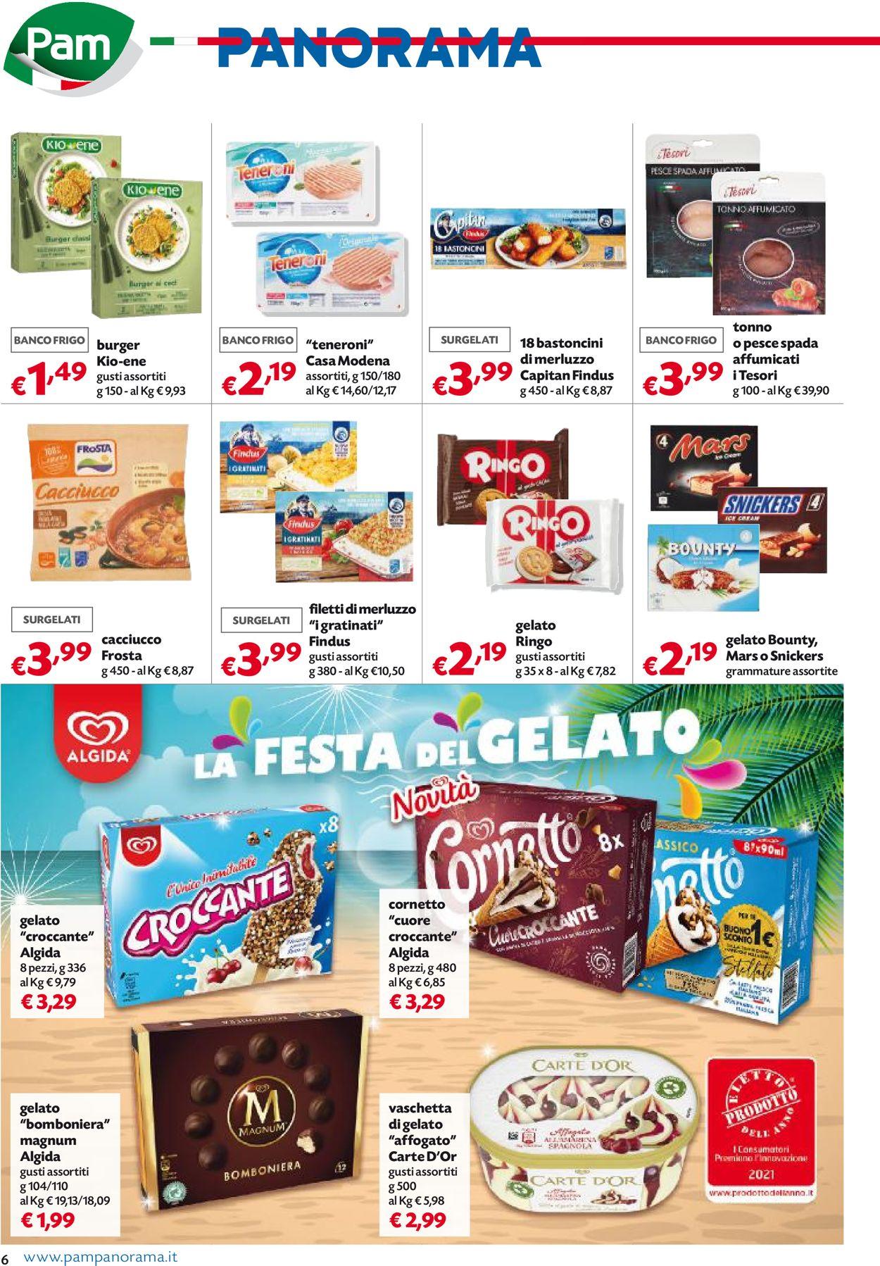Volantino Pam Panorama - Offerte 17/06-30/06/2021 (Pagina 6)