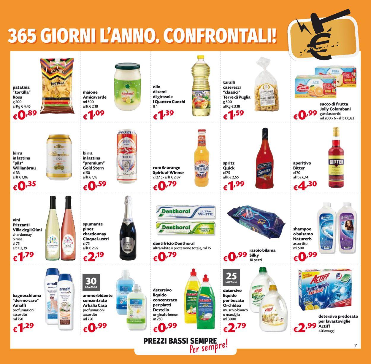 Volantino Pam Panorama - Offerte 17/06-30/06/2021 (Pagina 7)