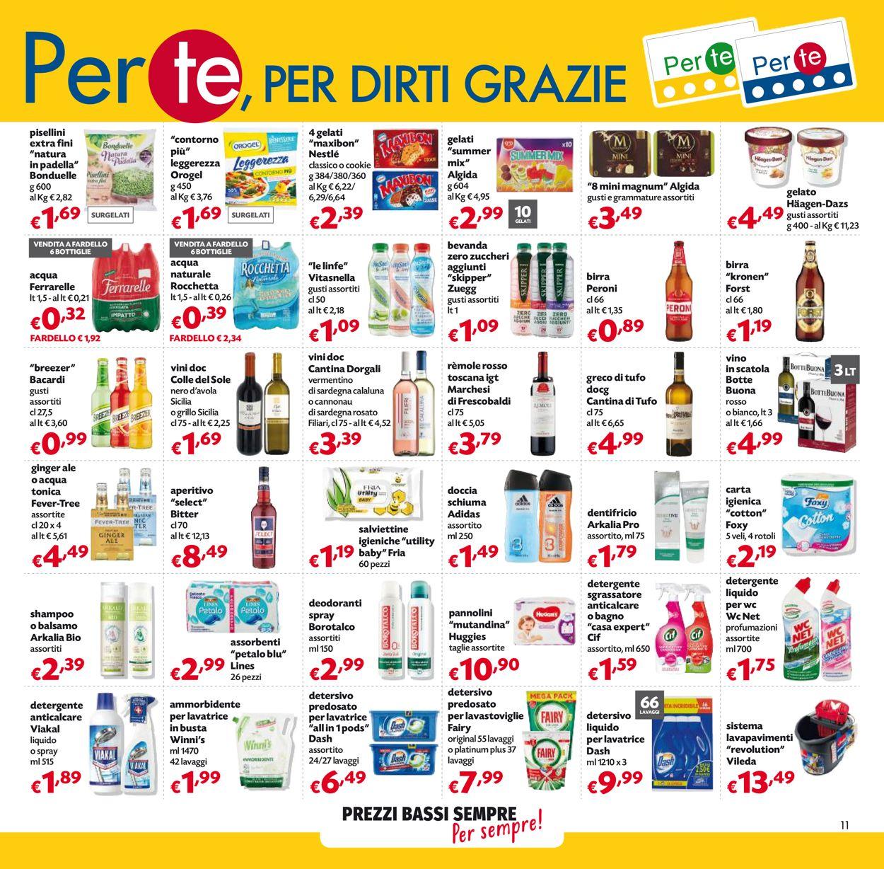 Volantino Pam Panorama - Offerte 17/06-30/06/2021 (Pagina 11)