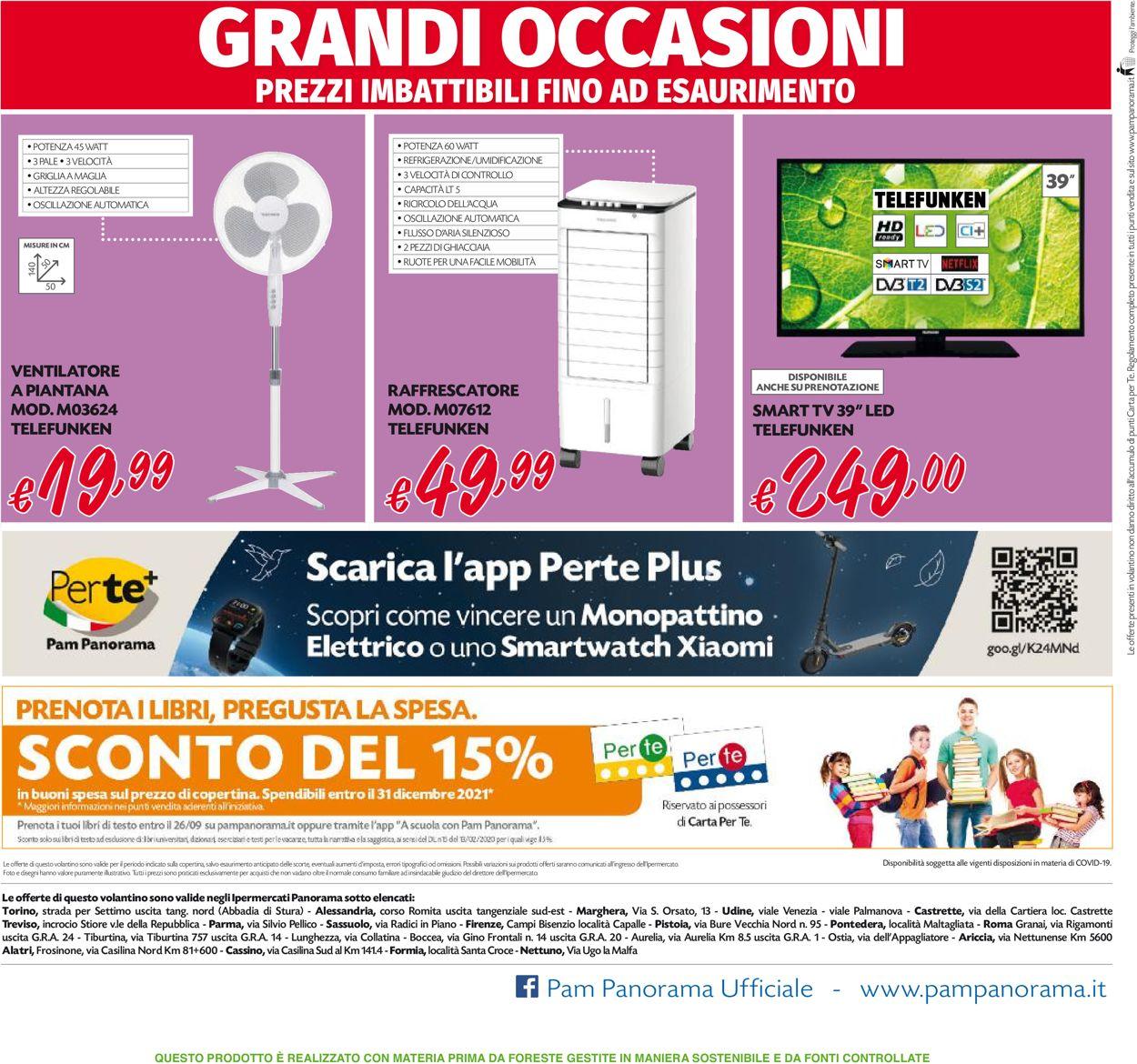 Volantino Pam Panorama - Offerte 17/06-30/06/2021 (Pagina 16)