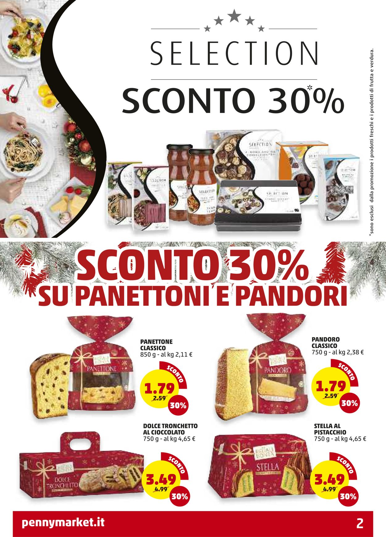 Volantino Penny Market - Offerte 27/12-31/12/2019 (Pagina 2)