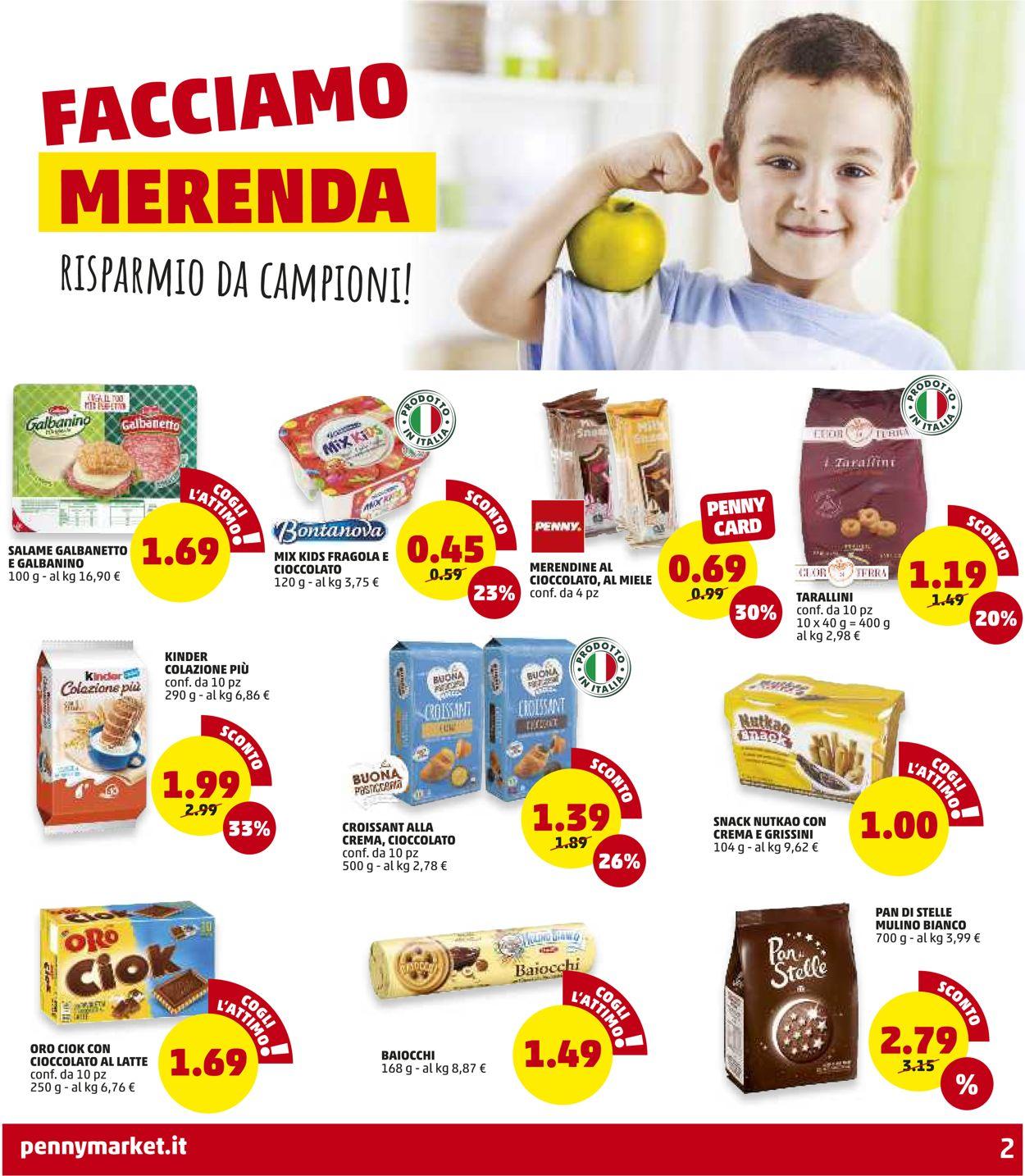 Volantino Penny Market - Offerte 30/01-05/02/2020 (Pagina 2)