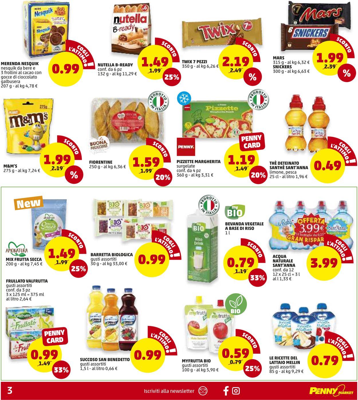 Volantino Penny Market - Offerte 30/01-05/02/2020 (Pagina 3)