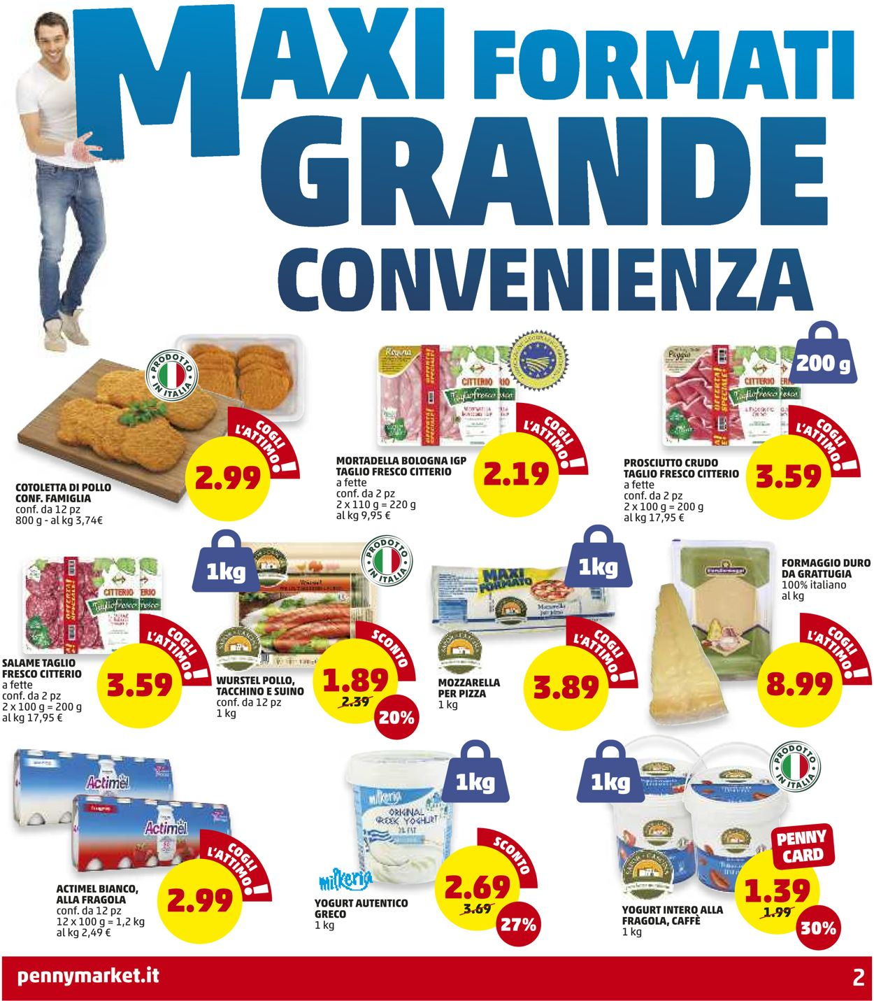 Volantino Penny Market - Offerte 06/02-12/02/2020 (Pagina 2)
