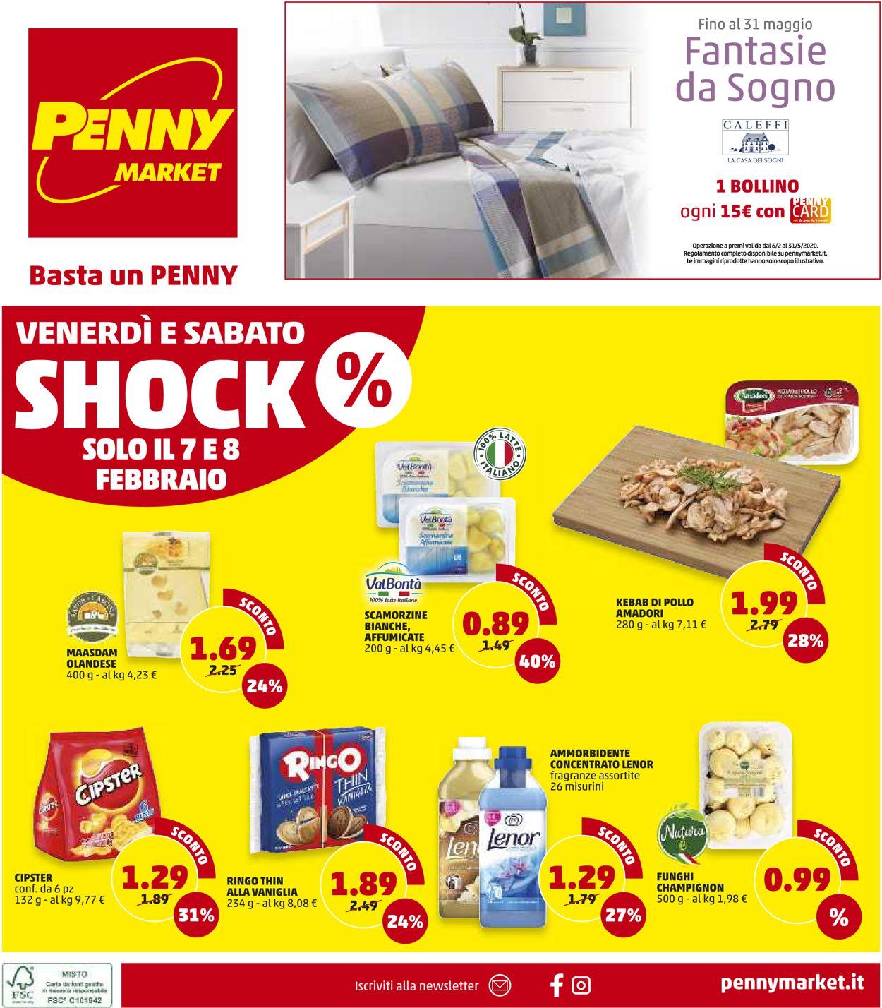 Volantino Penny Market - Offerte 06/02-12/02/2020 (Pagina 16)