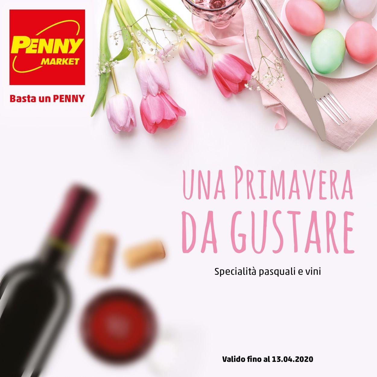 Volantino Penny Market - Offerte 12/03-13/04/2020