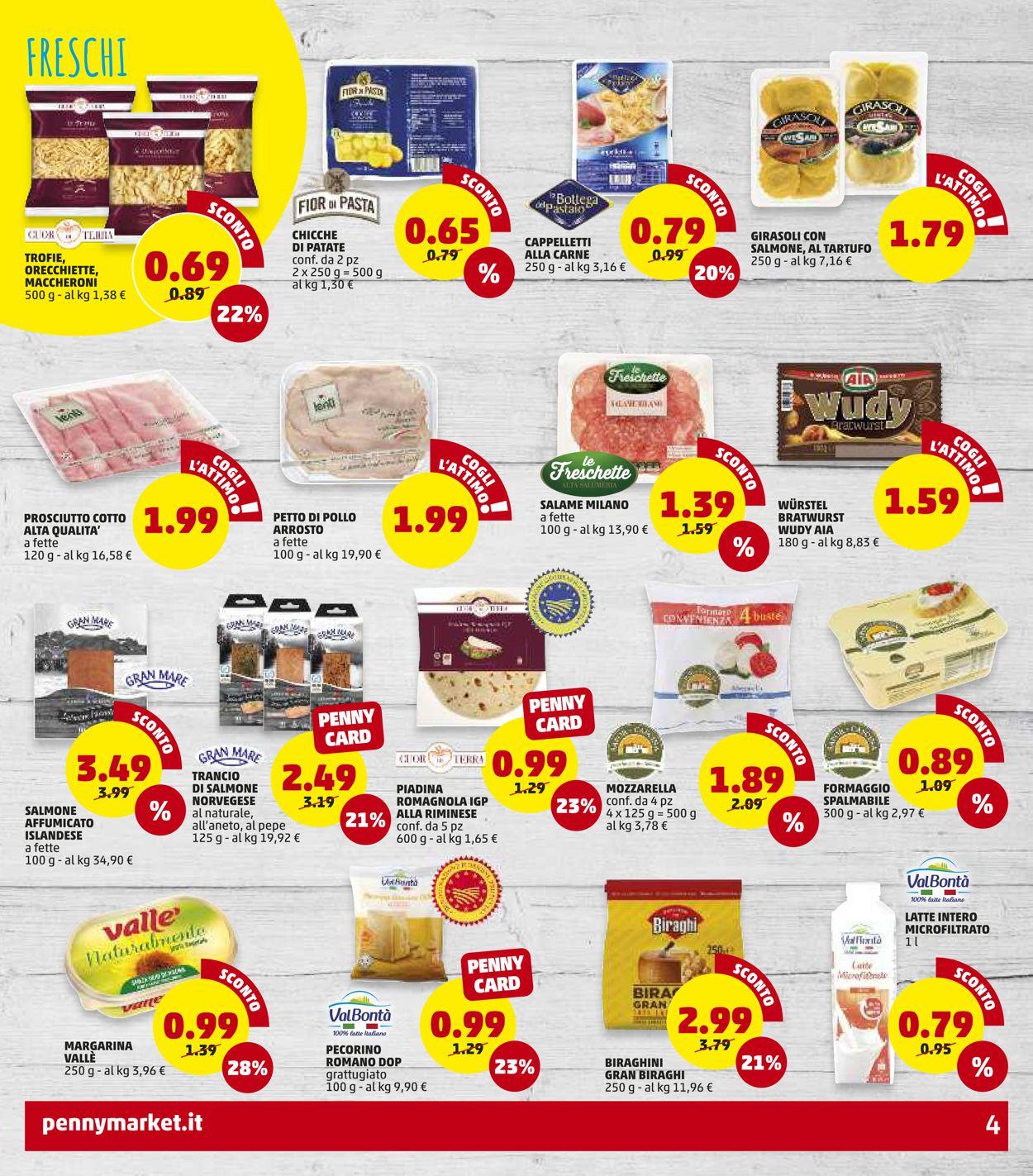Volantino Penny Market - Offerte 26/03-01/04/2020 (Pagina 4)