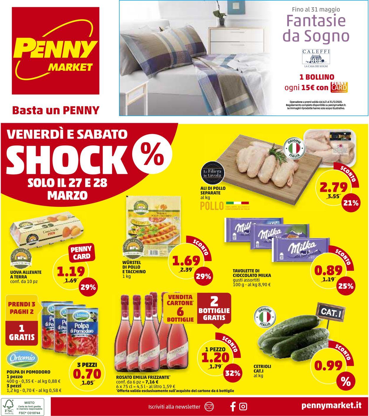 Volantino Penny Market - Offerte 26/03-01/04/2020 (Pagina 11)