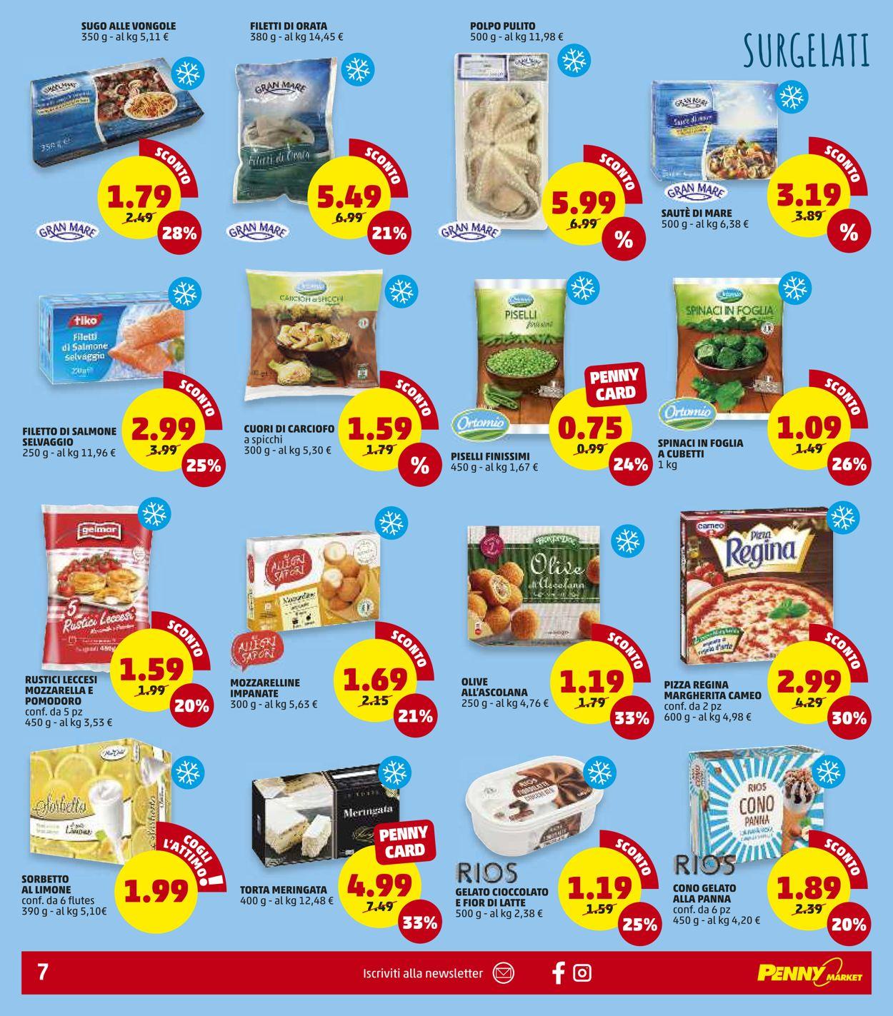 Volantino Penny Market - Offerte 02/04-13/04/2020 (Pagina 7)