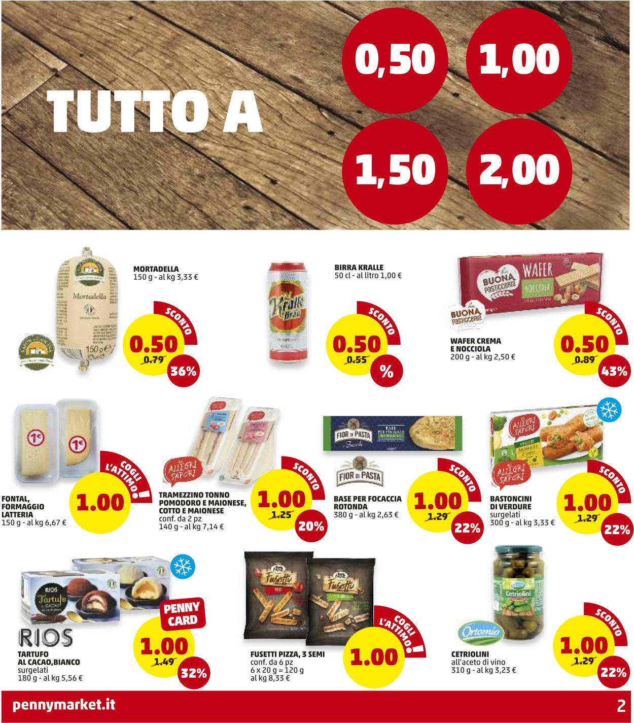 Volantino Penny Market - Offerte 16/04-26/04/2020 (Pagina 2)