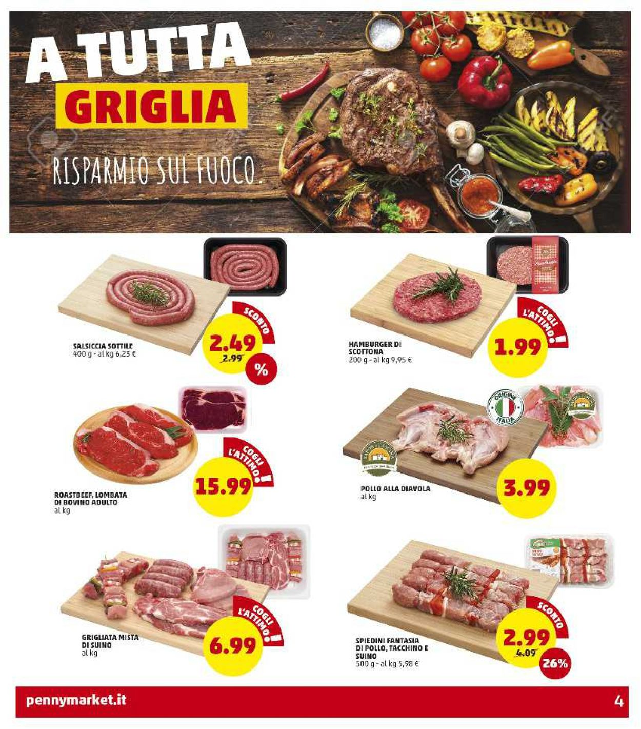Volantino Penny Market - Offerte 23/04-29/04/2020 (Pagina 4)