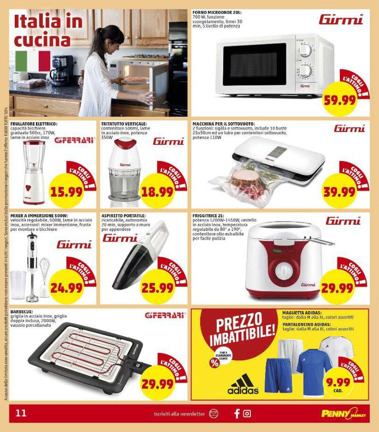 Volantino Penny Market - Offerte 23/04-29/04/2020 (Pagina 11)