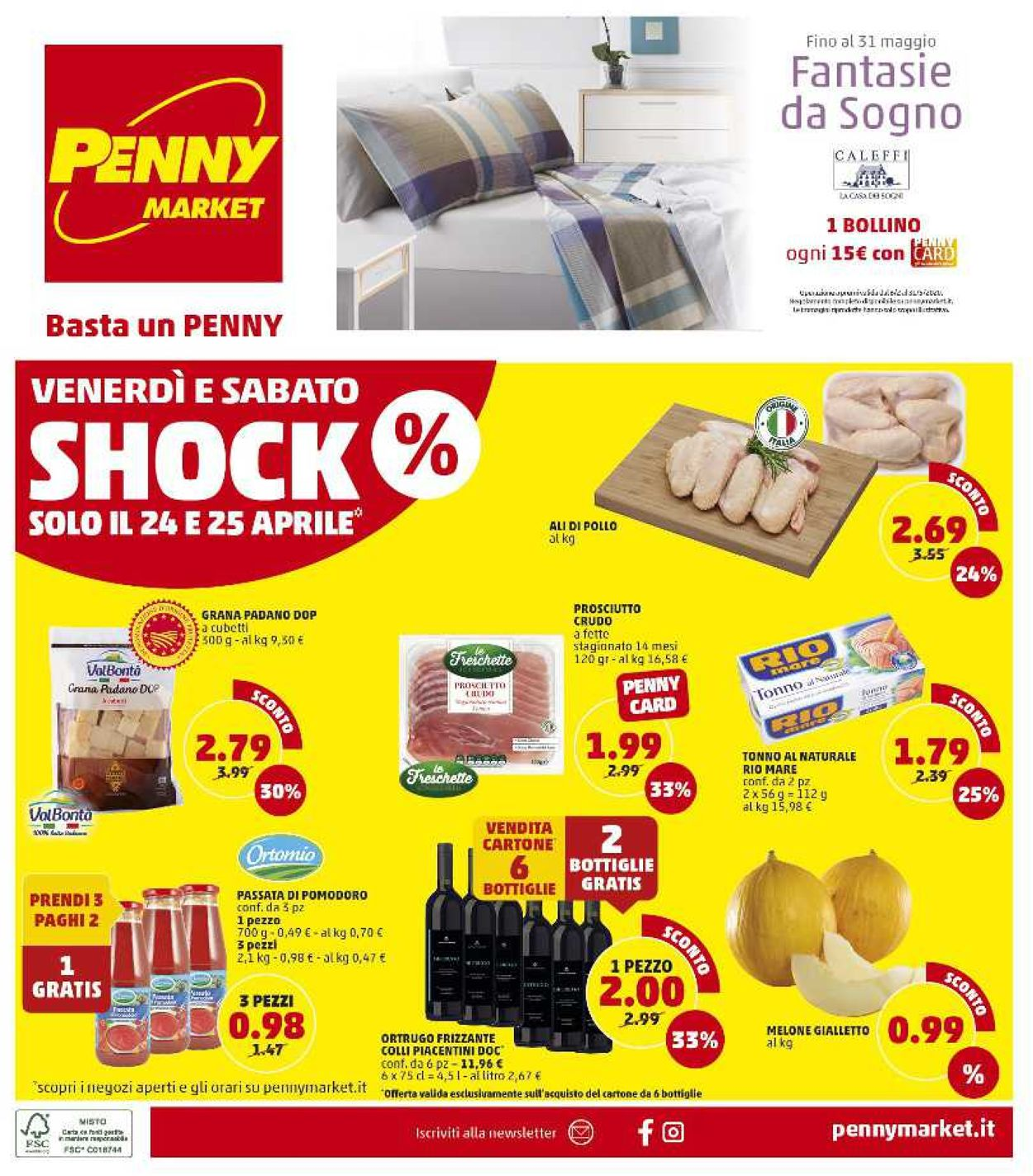 Volantino Penny Market - Offerte 23/04-29/04/2020 (Pagina 12)