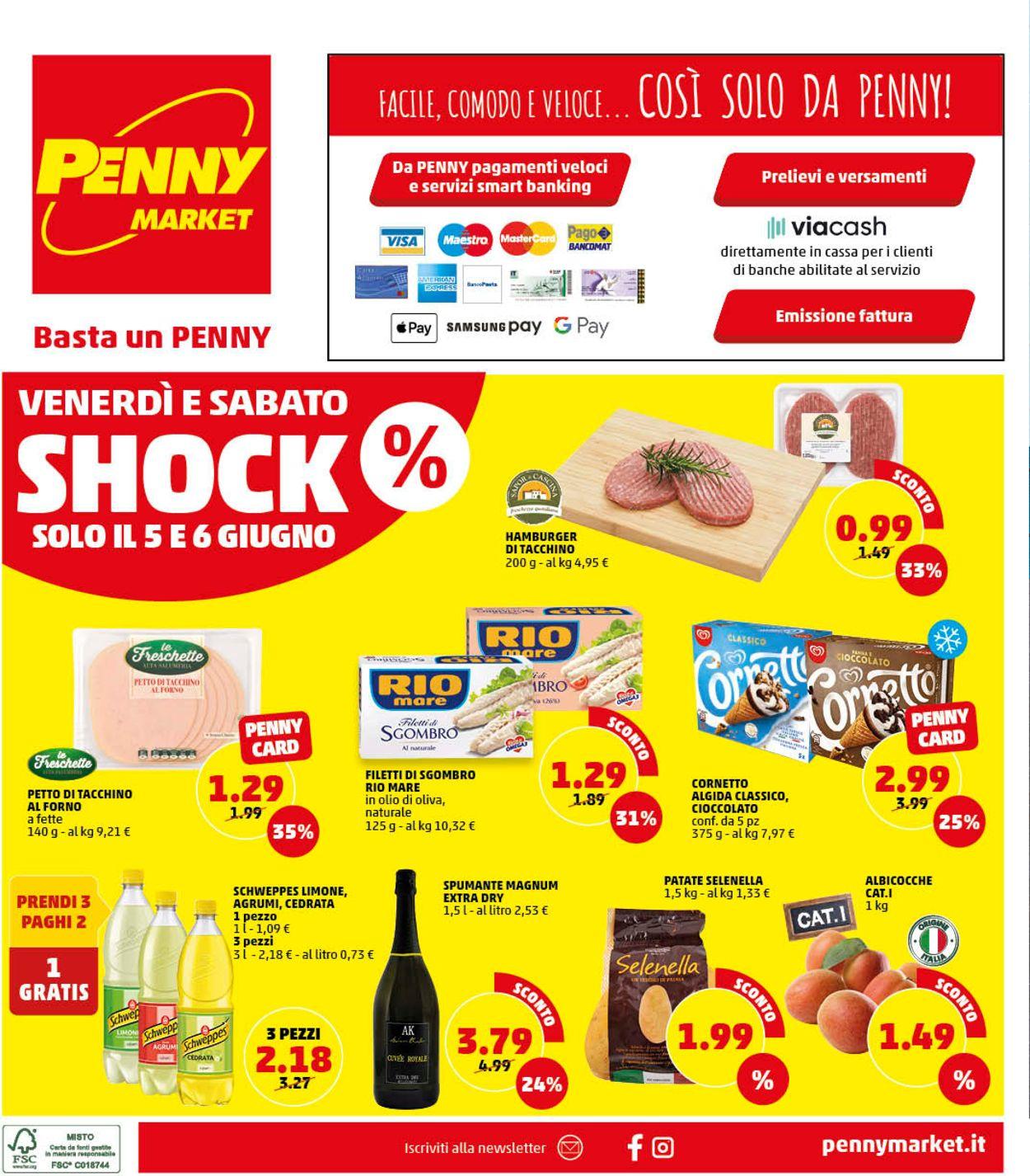 Volantino Penny Market - Offerte 04/06-10/06/2020 (Pagina 12)
