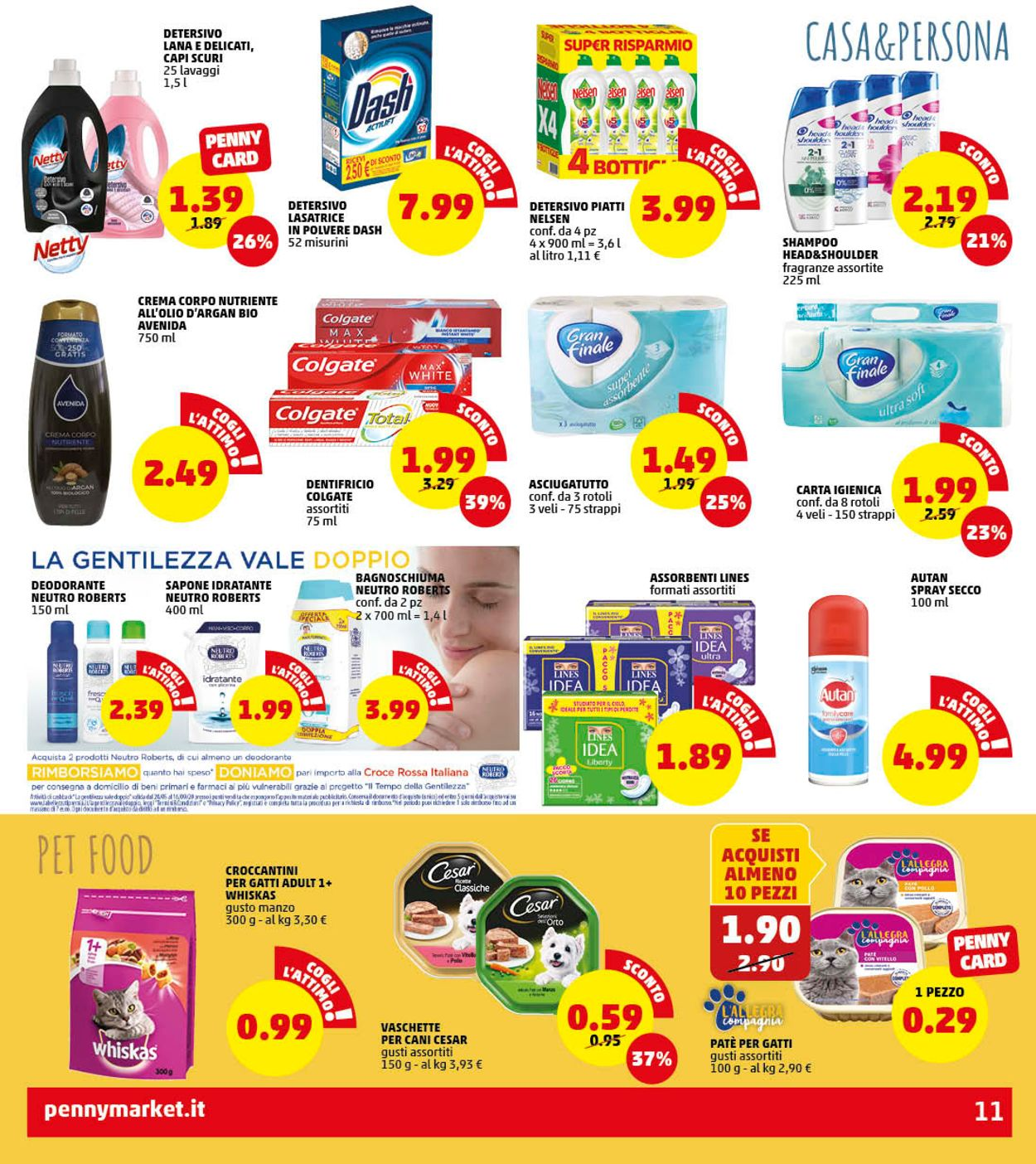Volantino Penny Market - Offerte 02/07-08/07/2020 (Pagina 11)