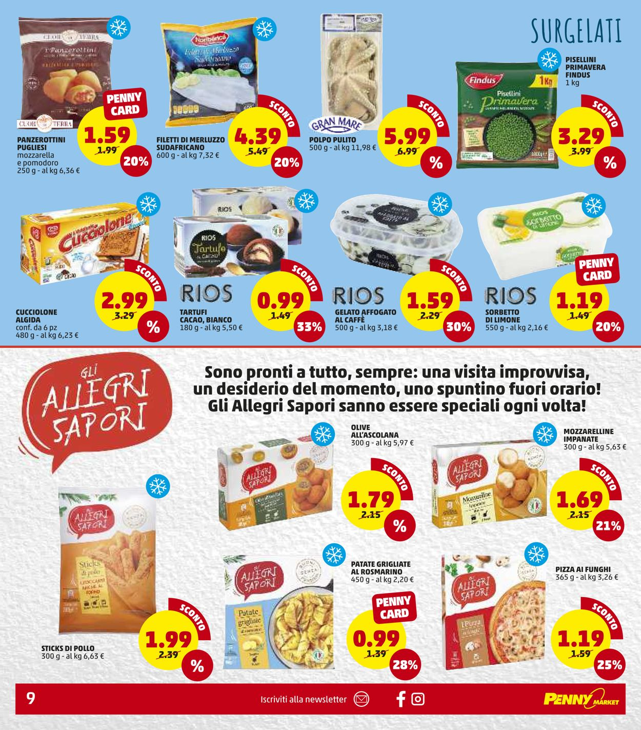 Volantino Penny Market - Offerte 09/07-15/07/2020 (Pagina 9)