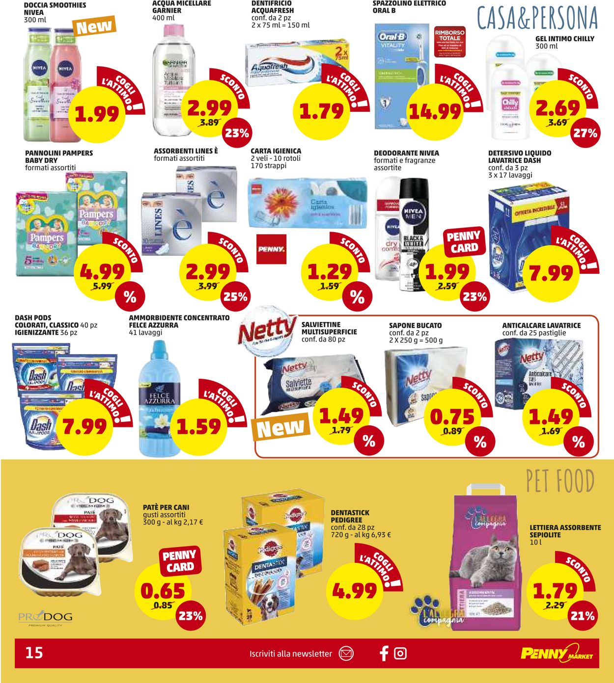 Volantino Penny Market - Offerte 20/08-30/08/2020 (Pagina 15)