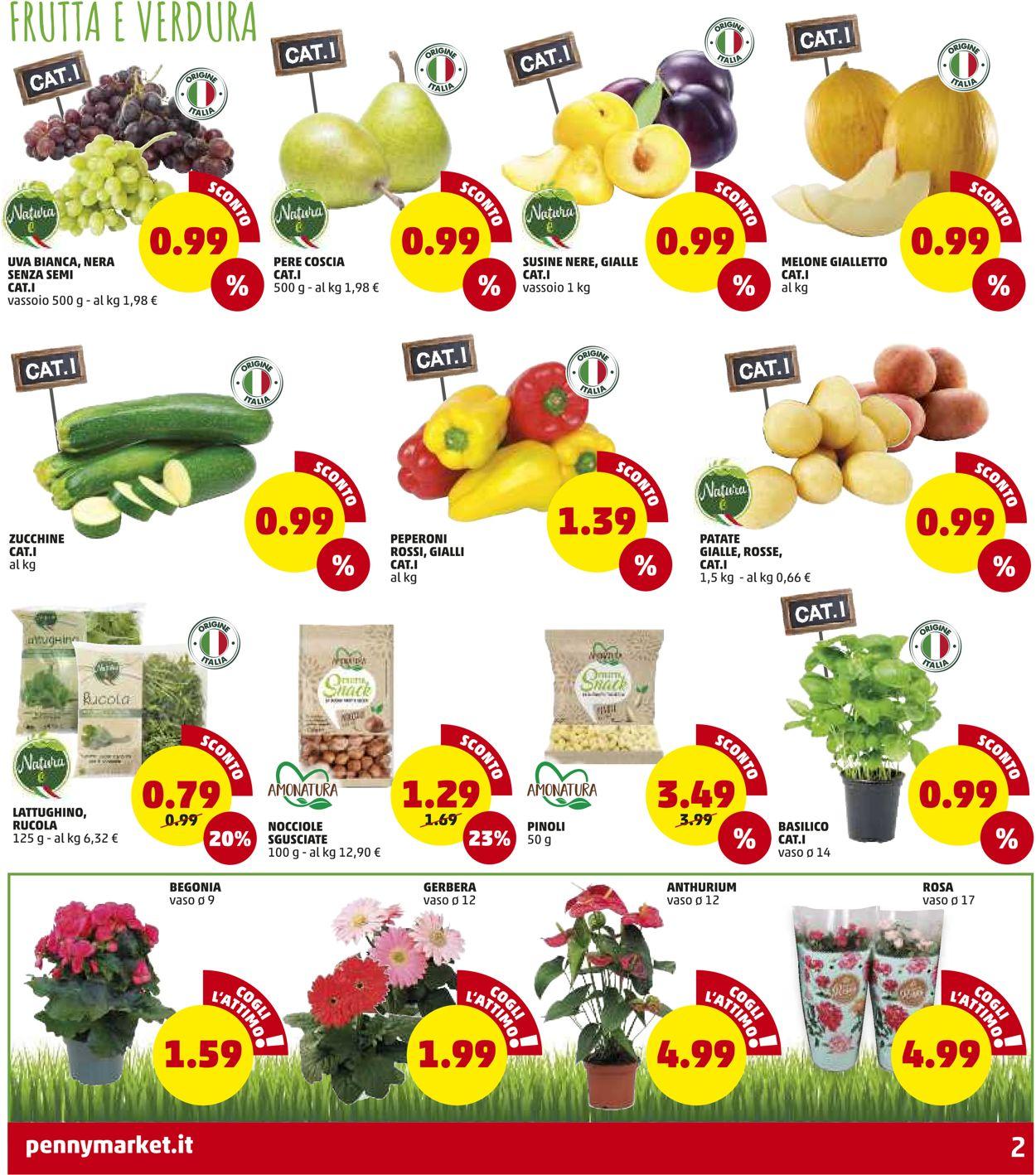 Volantino Penny Market - Offerte 27/08-02/09/2020 (Pagina 2)