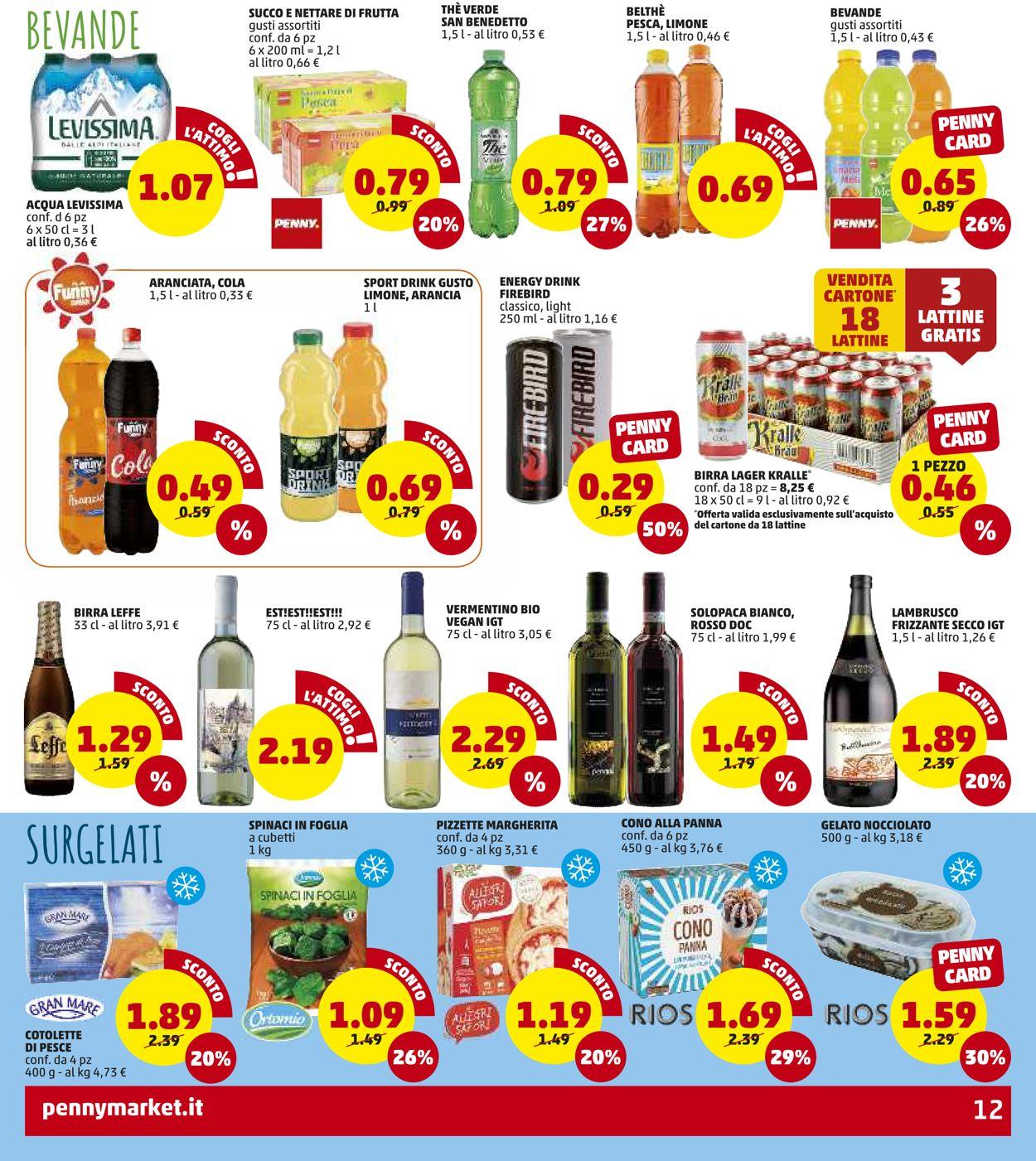 Volantino Penny Market - Offerte 27/08-02/09/2020 (Pagina 12)