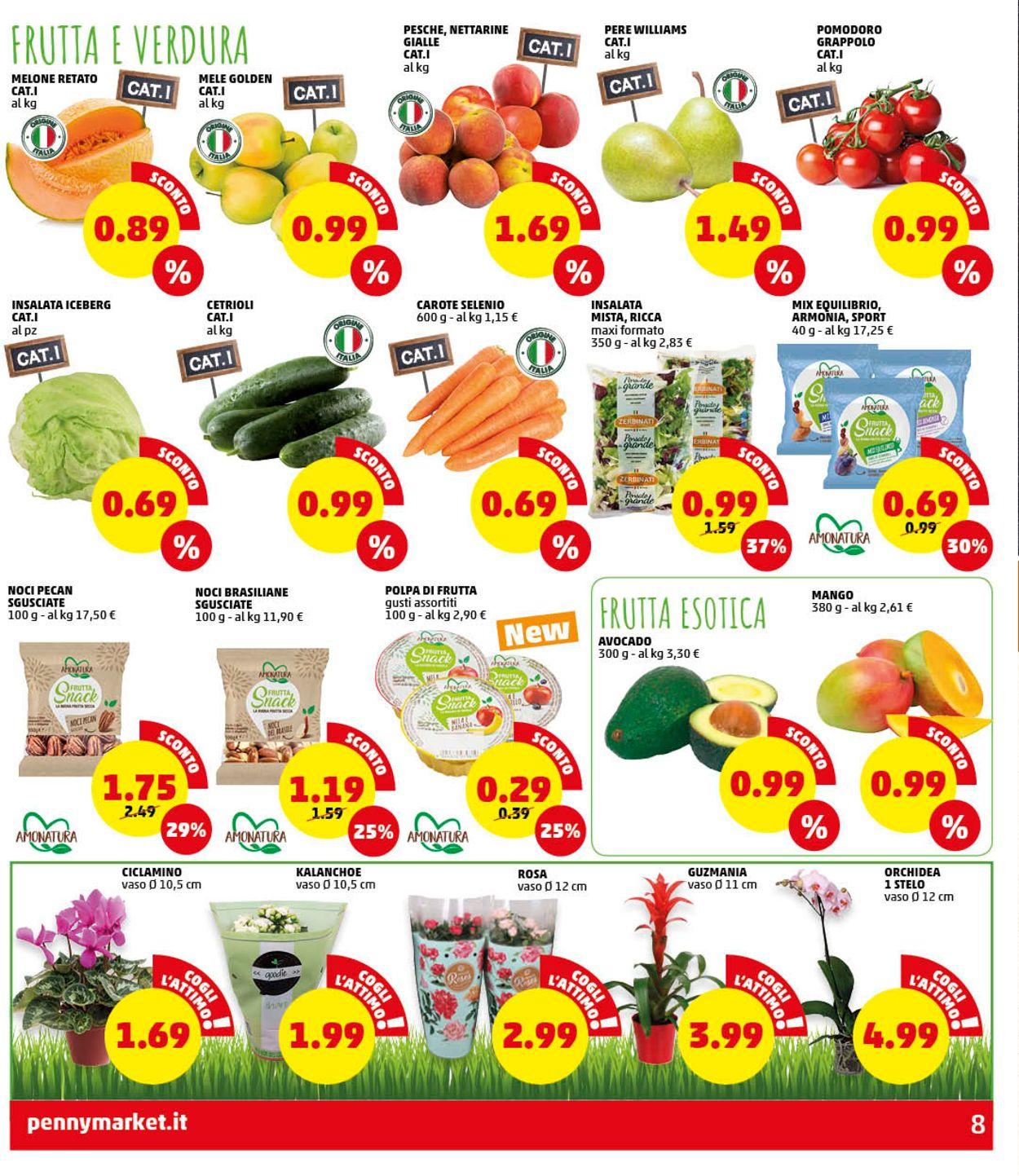 Volantino Penny Market - Offerte 03/09-13/09/2020 (Pagina 8)