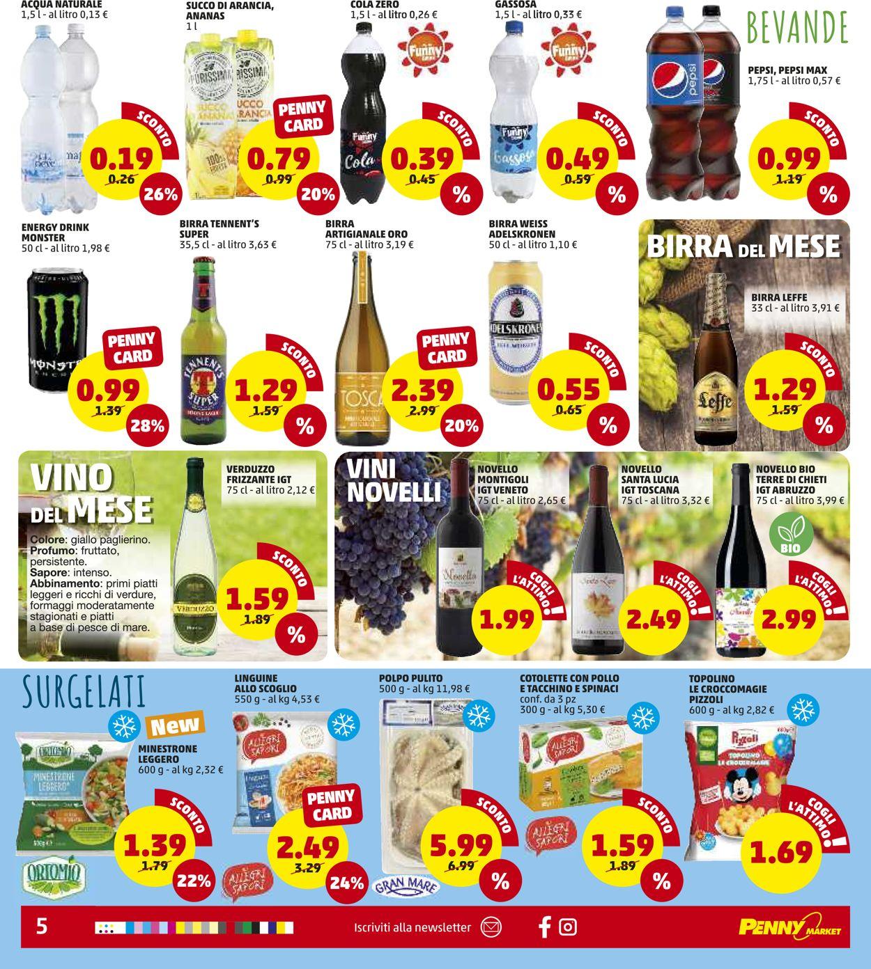 Volantino Penny Market - Offerte 29/10-04/11/2020 (Pagina 5)