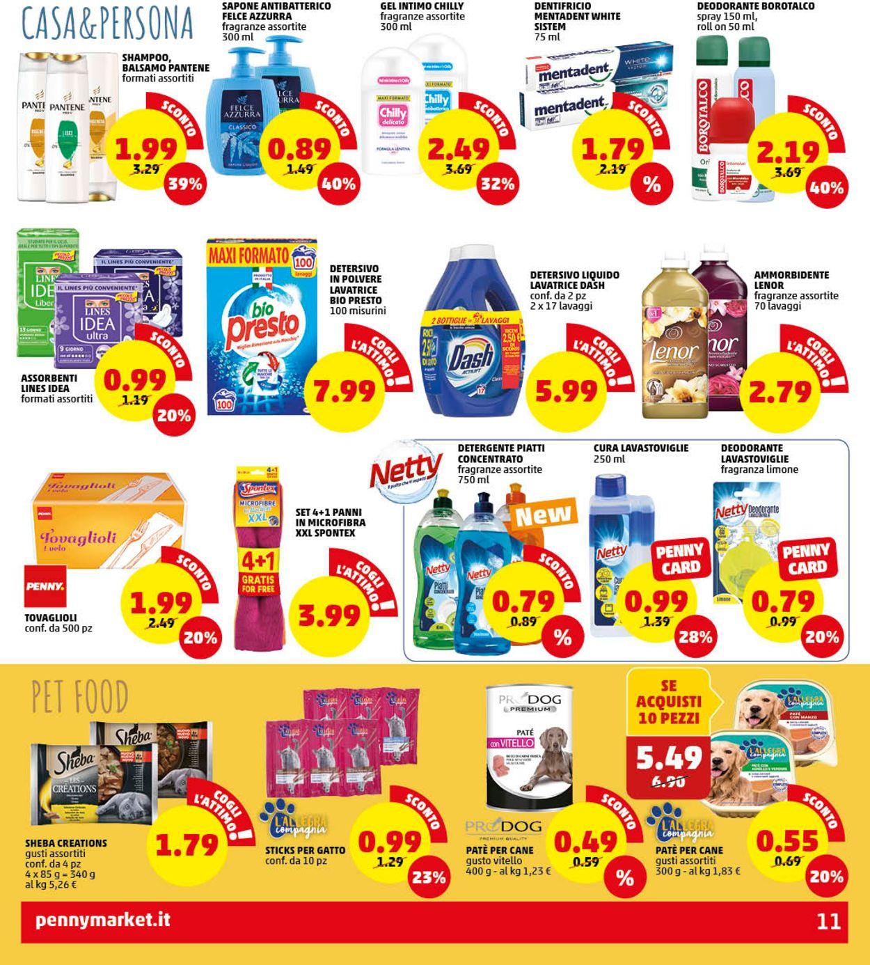 Volantino Penny Market - Offerte 29/10-04/11/2020 (Pagina 11)