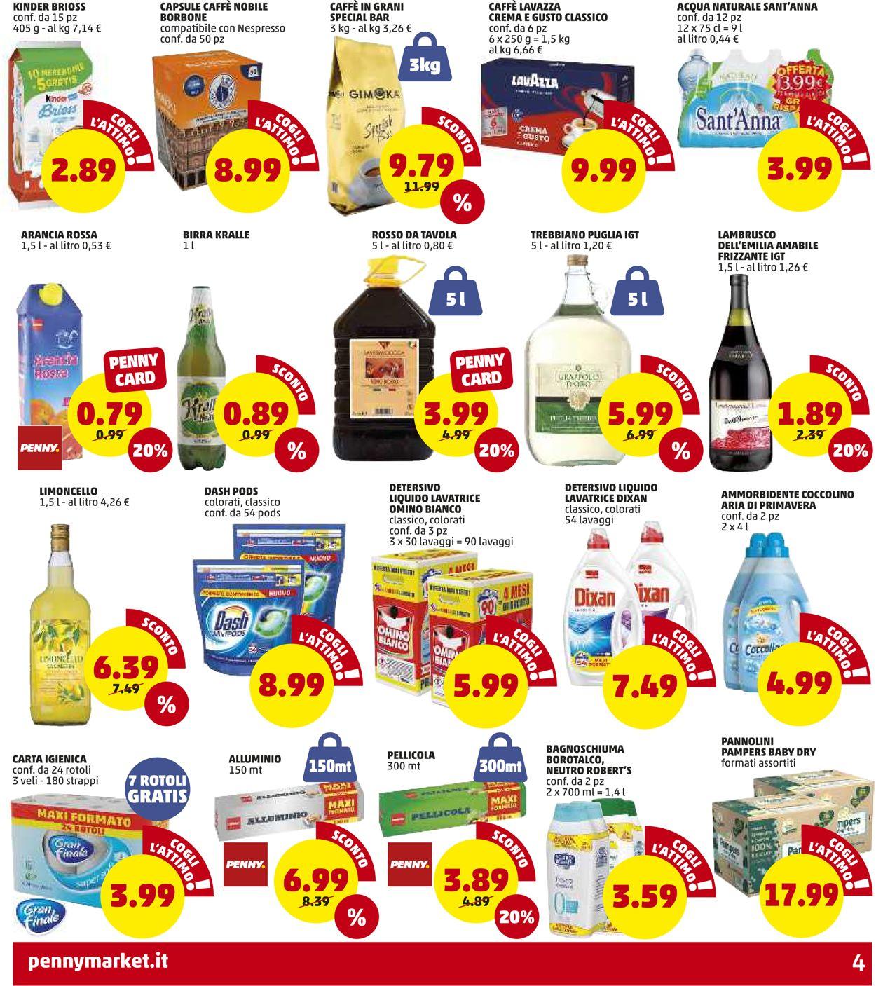 Volantino Penny Market - Offerte 05/11-11/11/2020 (Pagina 4)