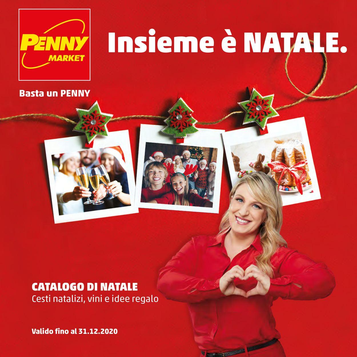 Volantino Penny Market - Natale 2020 - Offerte 12/11-31/12/2020