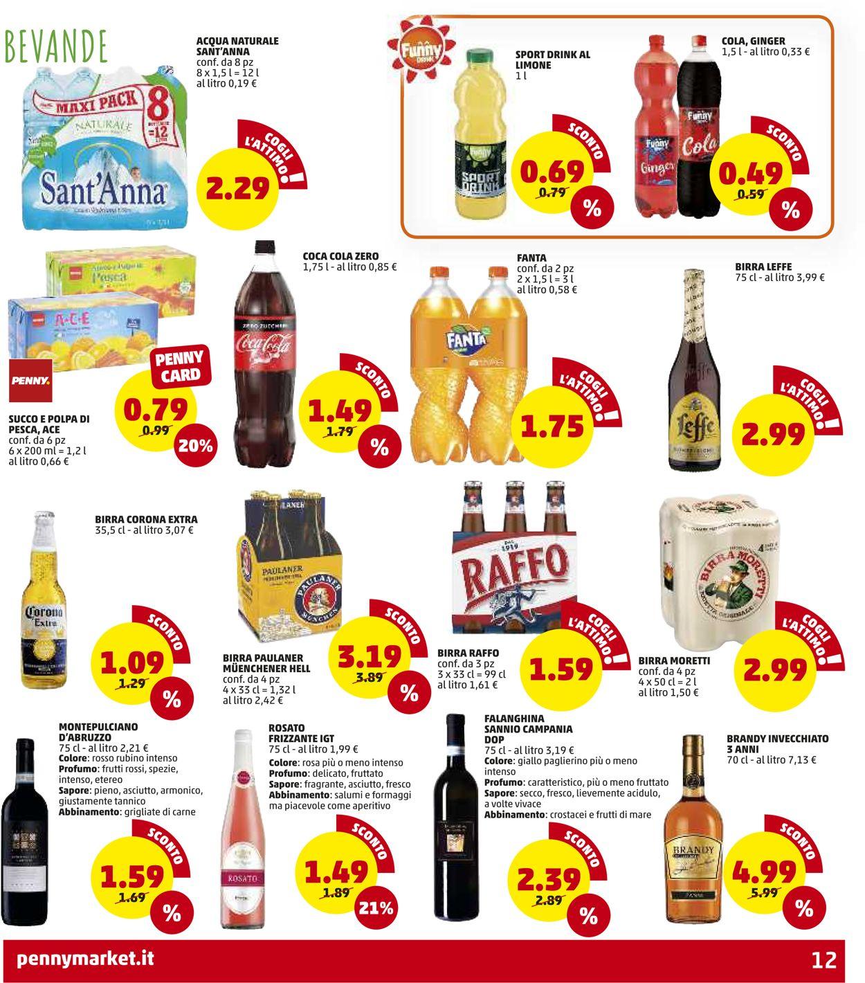 Volantino Penny Market - Black Friday 2020 - Offerte 26/11-02/12/2020 (Pagina 12)