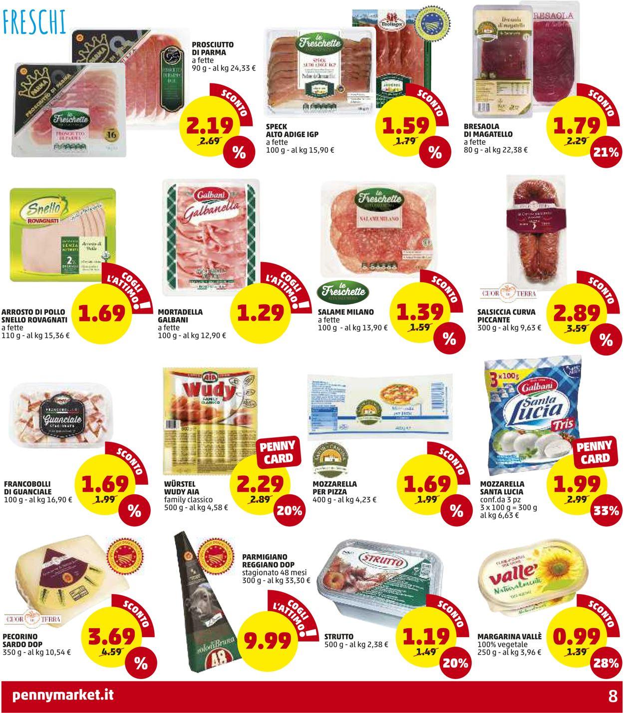 Volantino Penny Market - Natale 2020 - Offerte 03/12-13/12/2020 (Pagina 8)