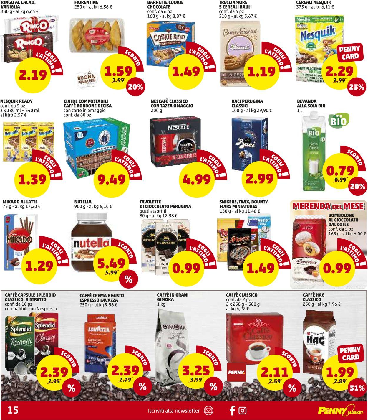 Volantino Penny Market - Natale 2020 - Offerte 03/12-13/12/2020 (Pagina 15)