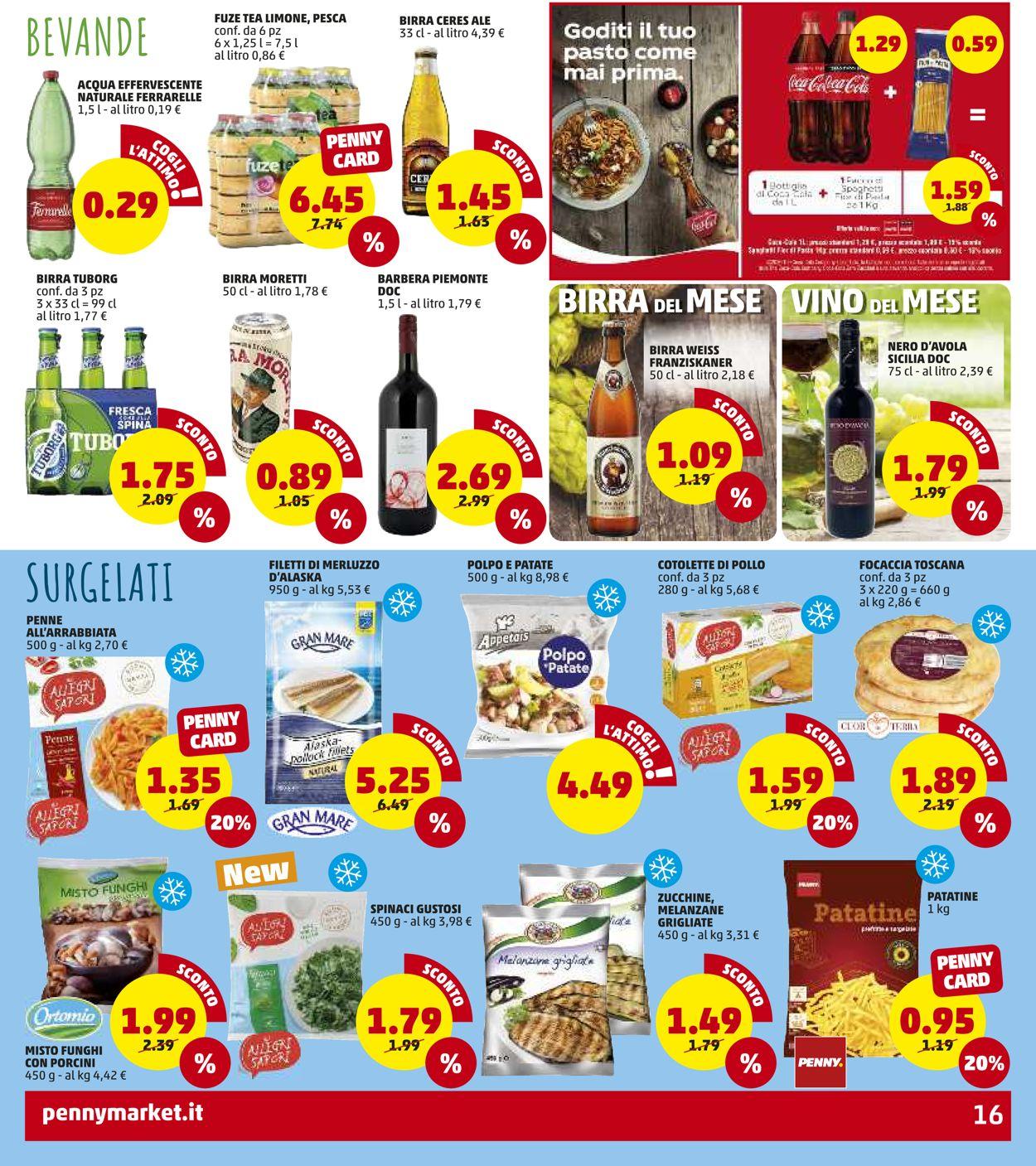 Volantino Penny Market - Natale 2020 - SICILIA - Offerte 03/12-13/12/2020 (Pagina 16)