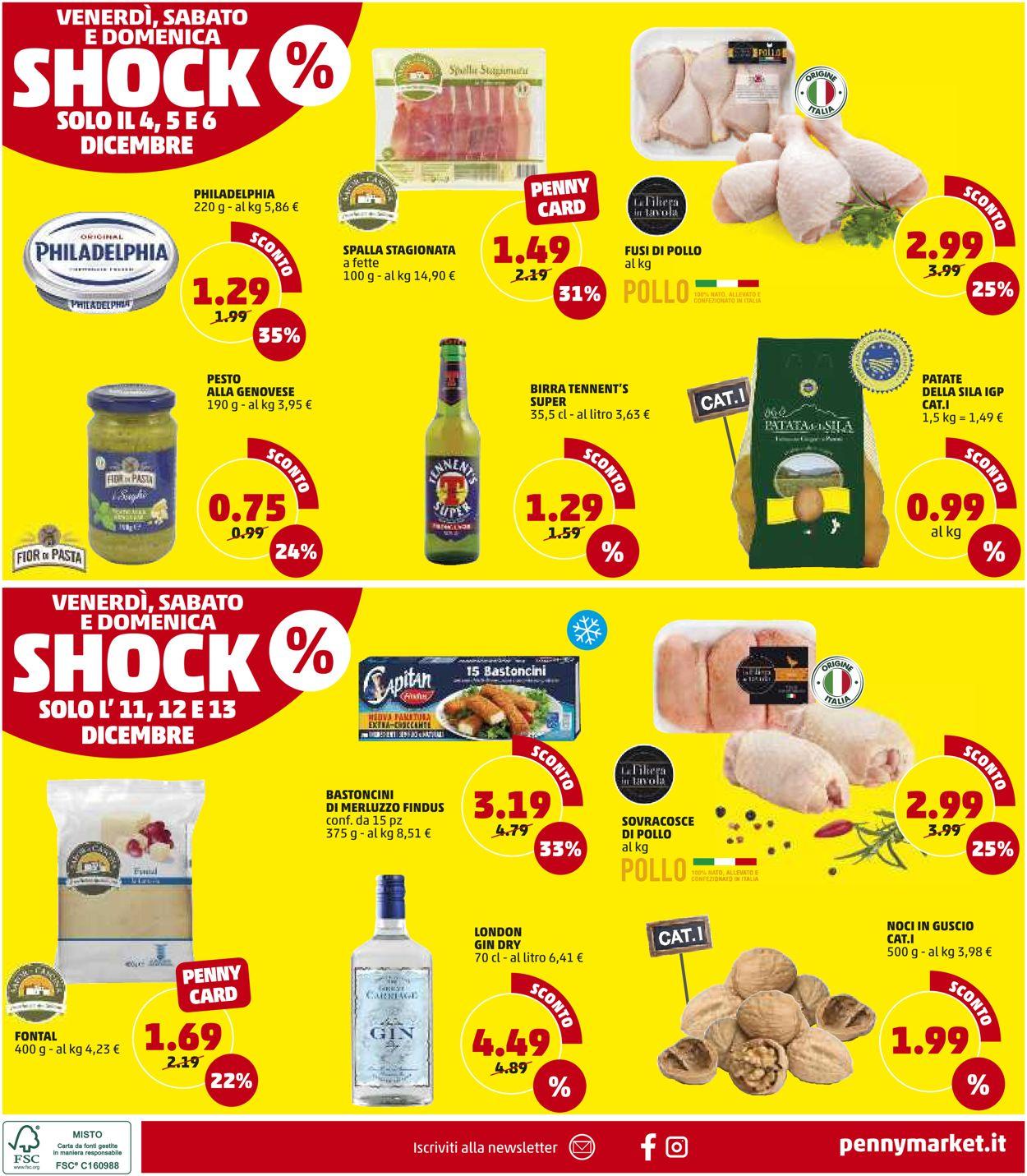 Volantino Penny Market - Natale 2020 - SICILIA - Offerte 03/12-13/12/2020 (Pagina 20)