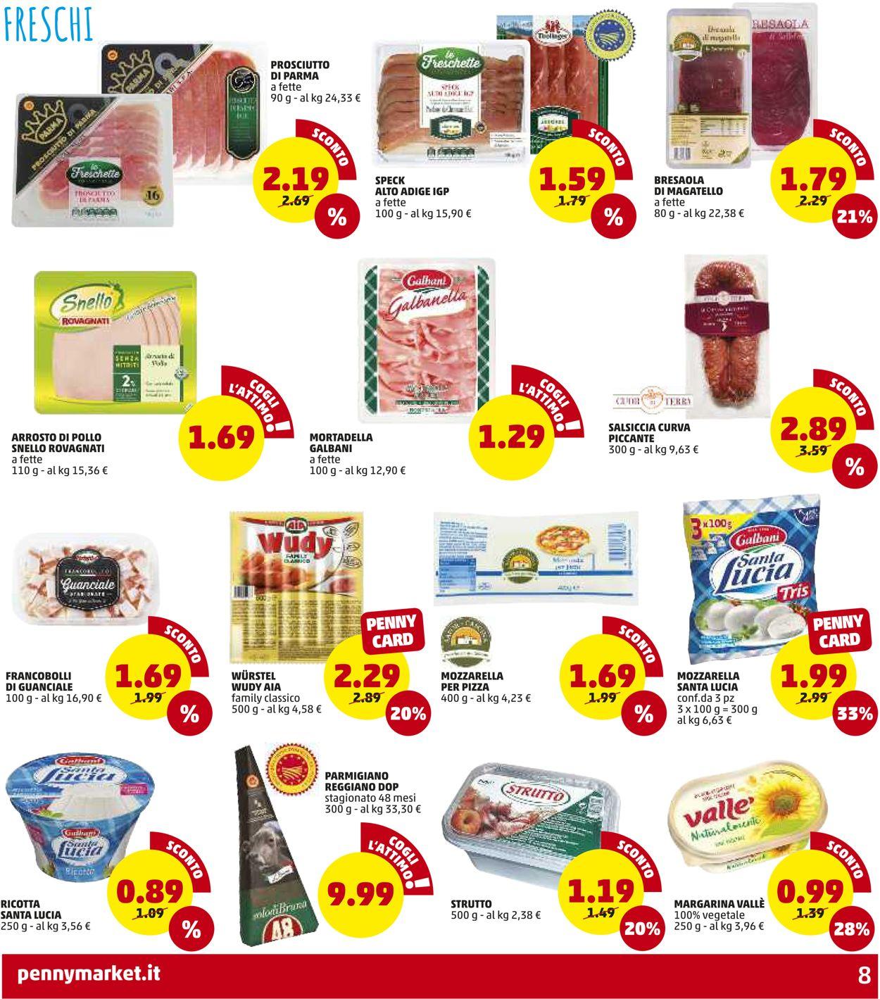 Volantino Penny Market - Natale 2020 - SUD ITALIA - Offerte 03/12-13/12/2020 (Pagina 8)