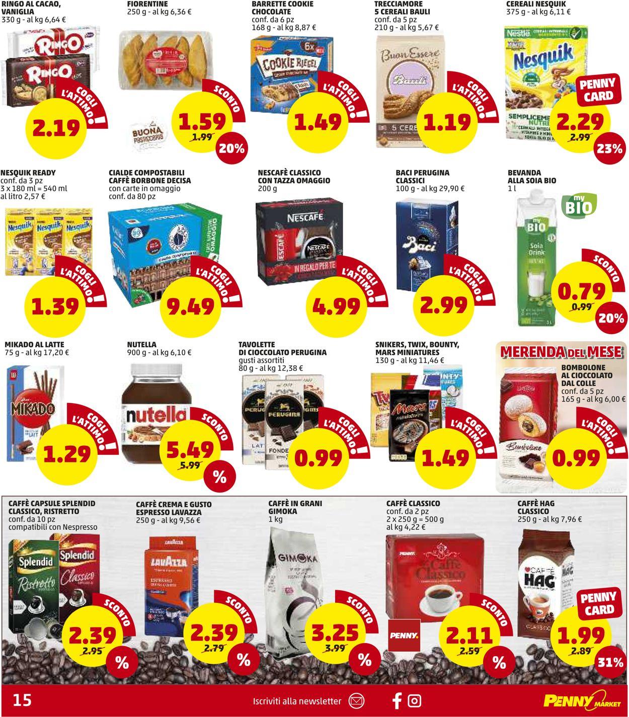 Volantino Penny Market - Natale 2020 - SUD ITALIA - Offerte 03/12-13/12/2020 (Pagina 15)